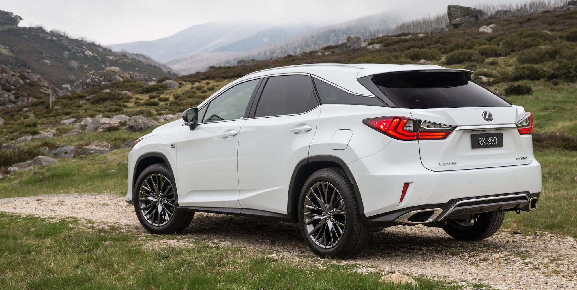 Popular 2016 Lexus RX Review  CarAdvice