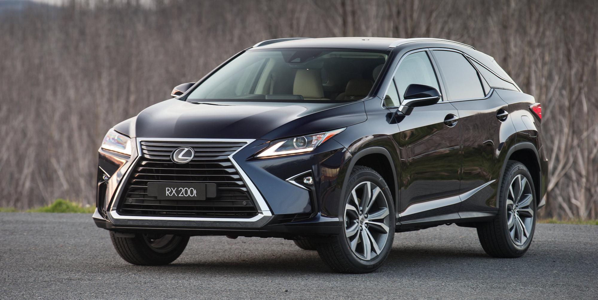 Brilliant 2016 Lexus RX Review  CarAdvice