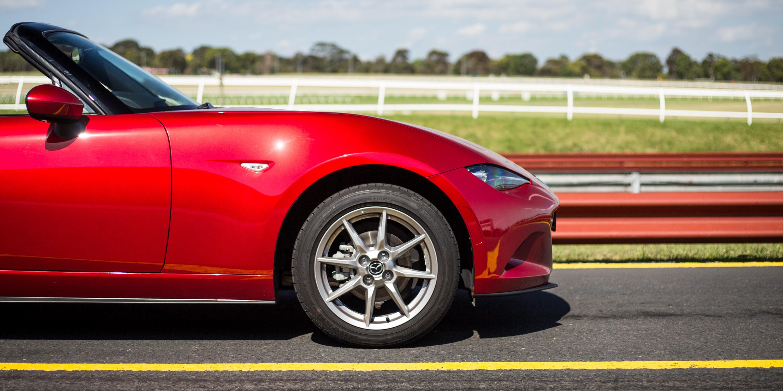 Original 2016 Mazda MX5 Review Sandown Raceway Weekender