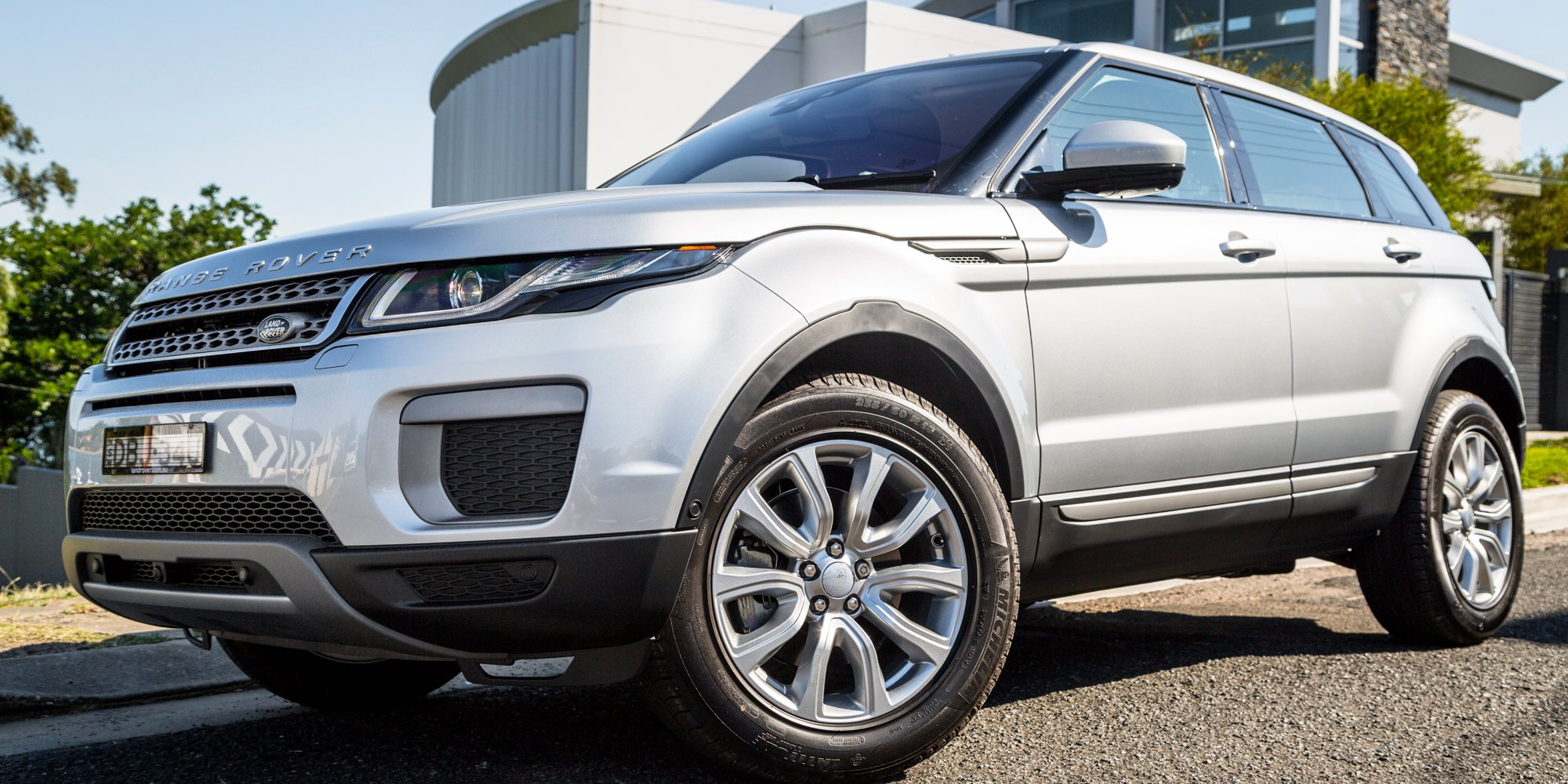 Creative 2016 Range Rover Evoque Review  CarAdvice