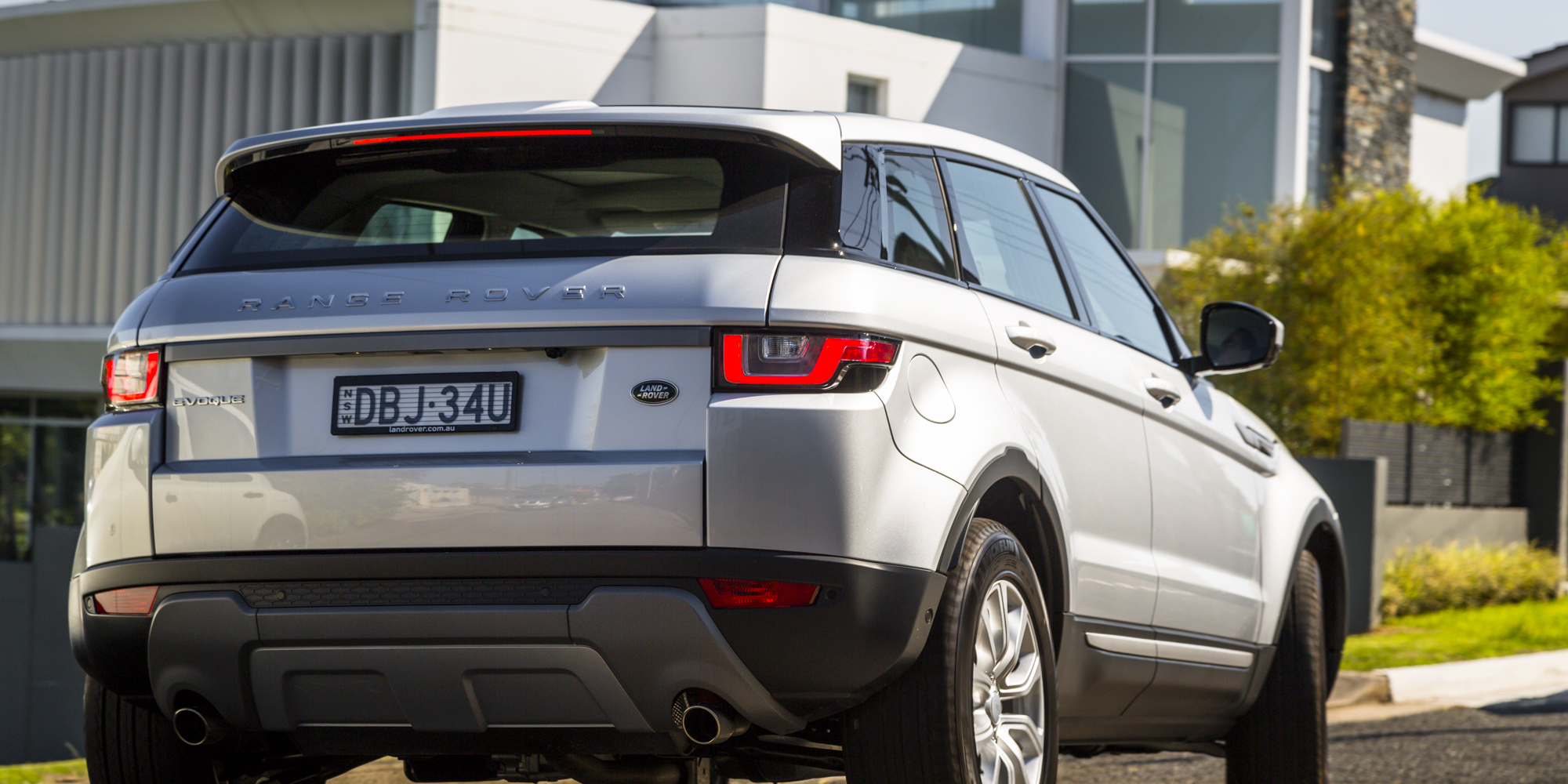 Luxury 2016 Range Rover Evoque Review  CarAdvice