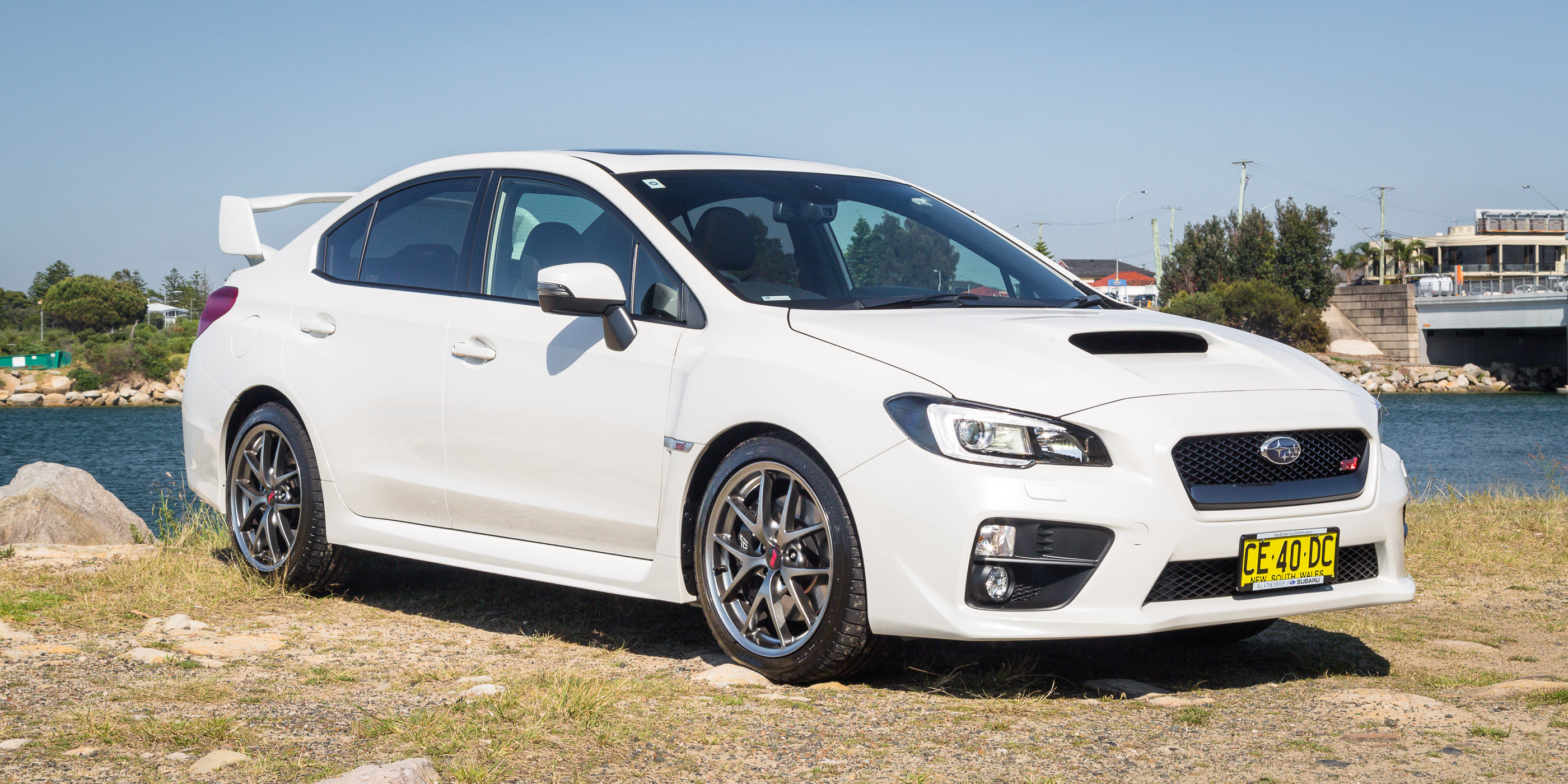 2016 Subaru Wrx Sti White 2017 2018 Best Cars Reviews