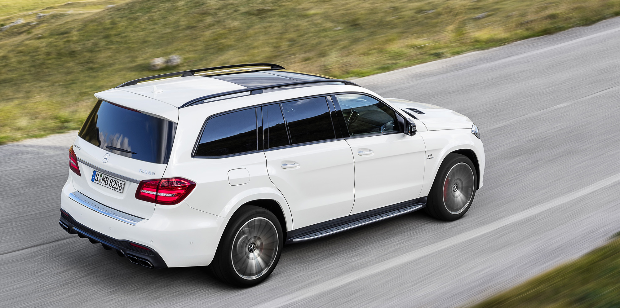 2016 MercedesBenz GLS revealed: Big GL gets new name, new look