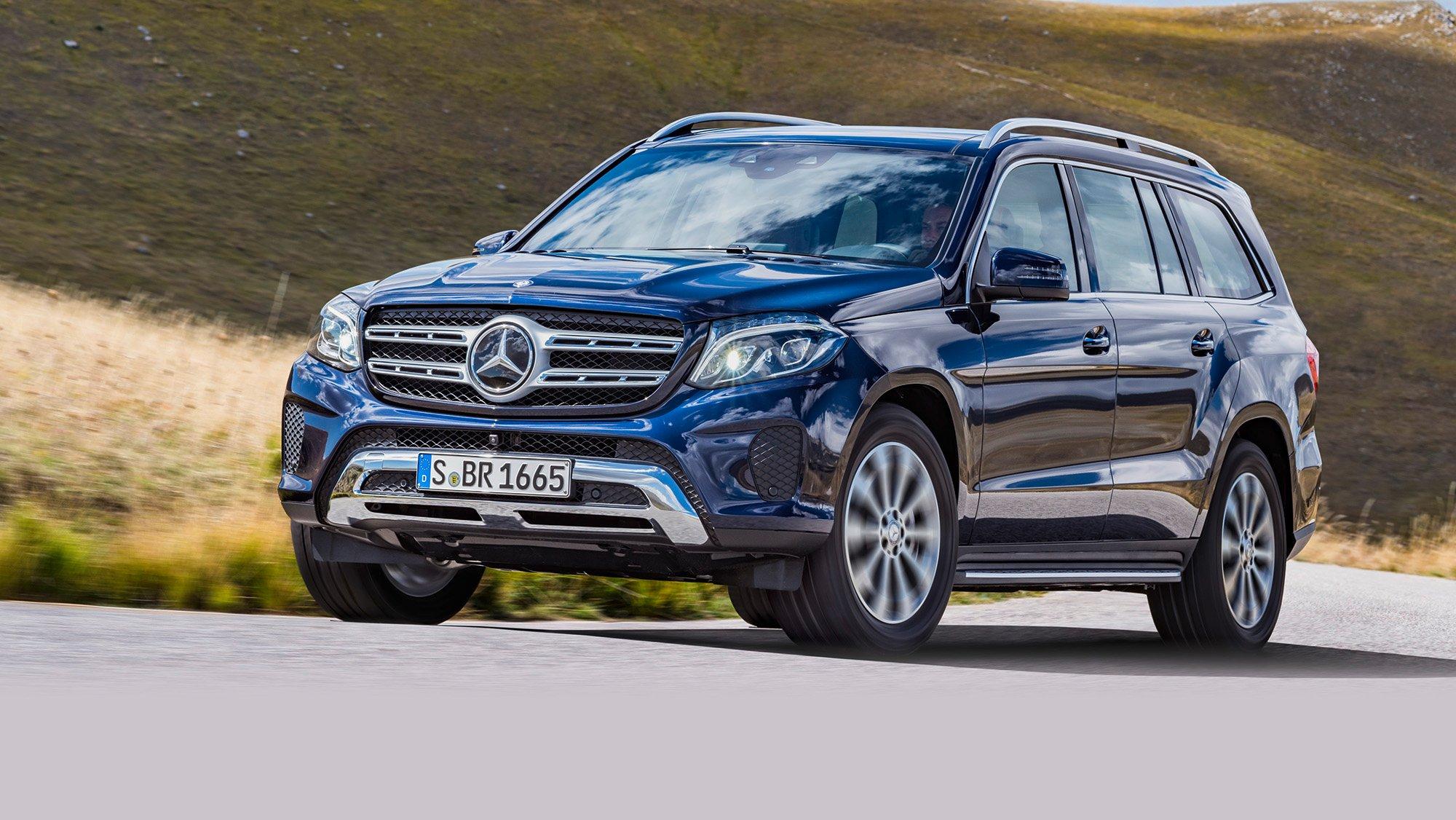 Image result for Mercedes-Benz GLS-Class 2016