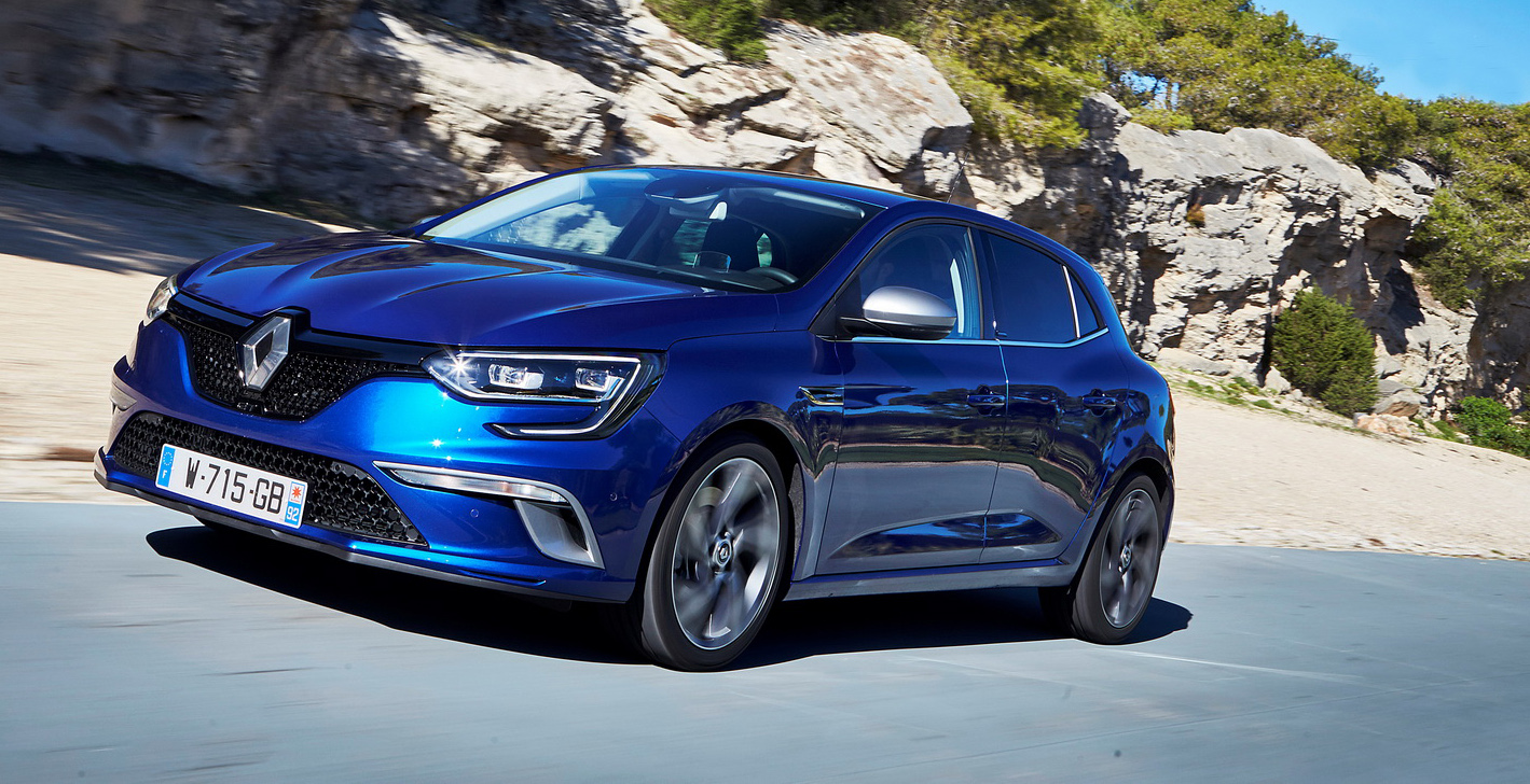 2016 renault megane in australia from sep oct two petrol engines one diesel photos 1 of 5. Black Bedroom Furniture Sets. Home Design Ideas