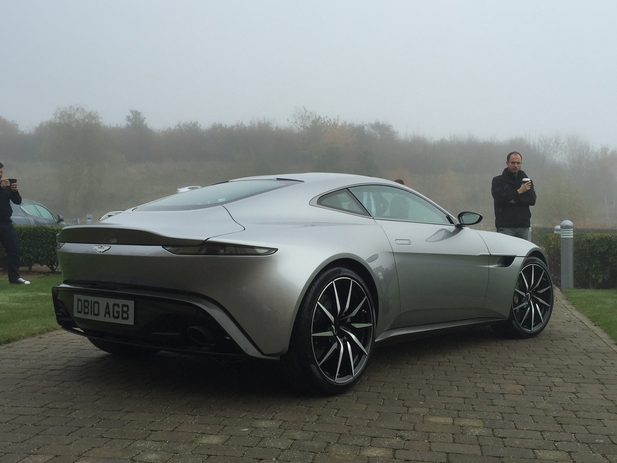 Excellent Aston Martin DB10 Review  CarAdvice