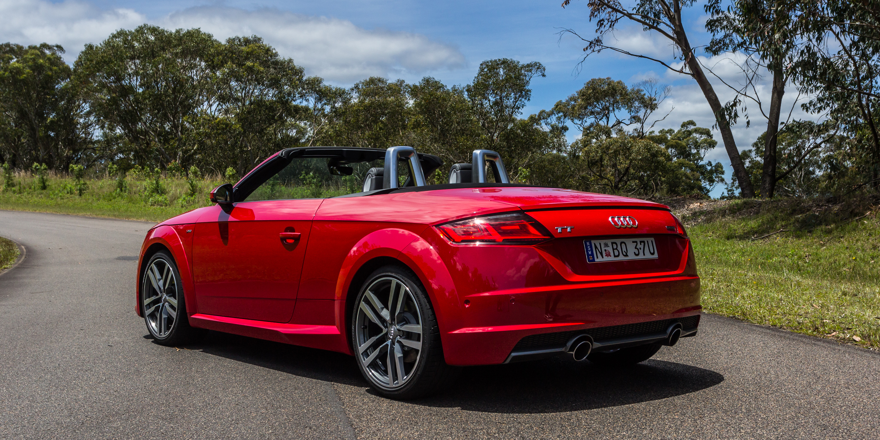2016 audi tt roadster s line review caradvice. Black Bedroom Furniture Sets. Home Design Ideas
