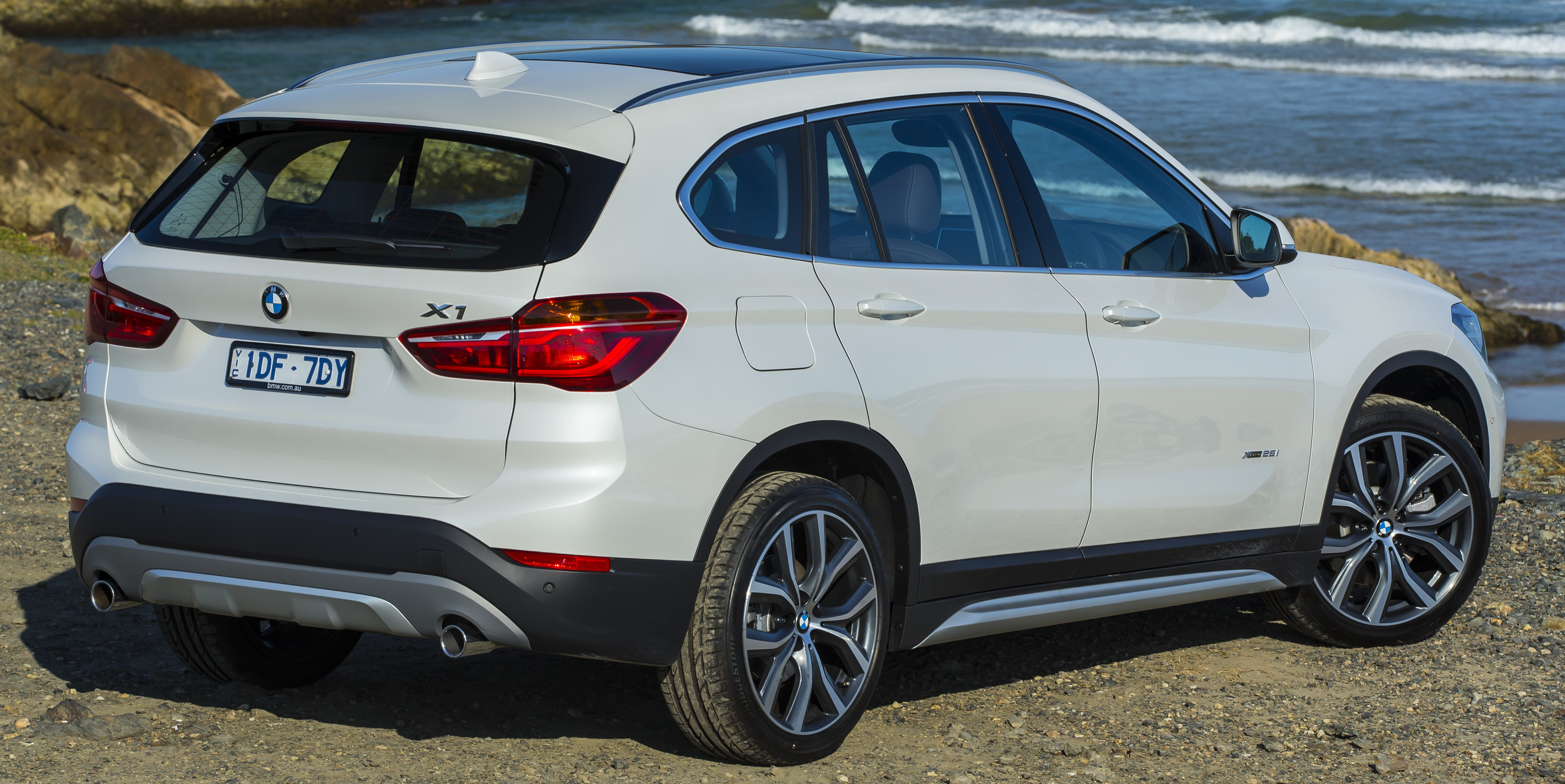 Original 2016 BMW X1  A Discussion With Sydneyborn Designer