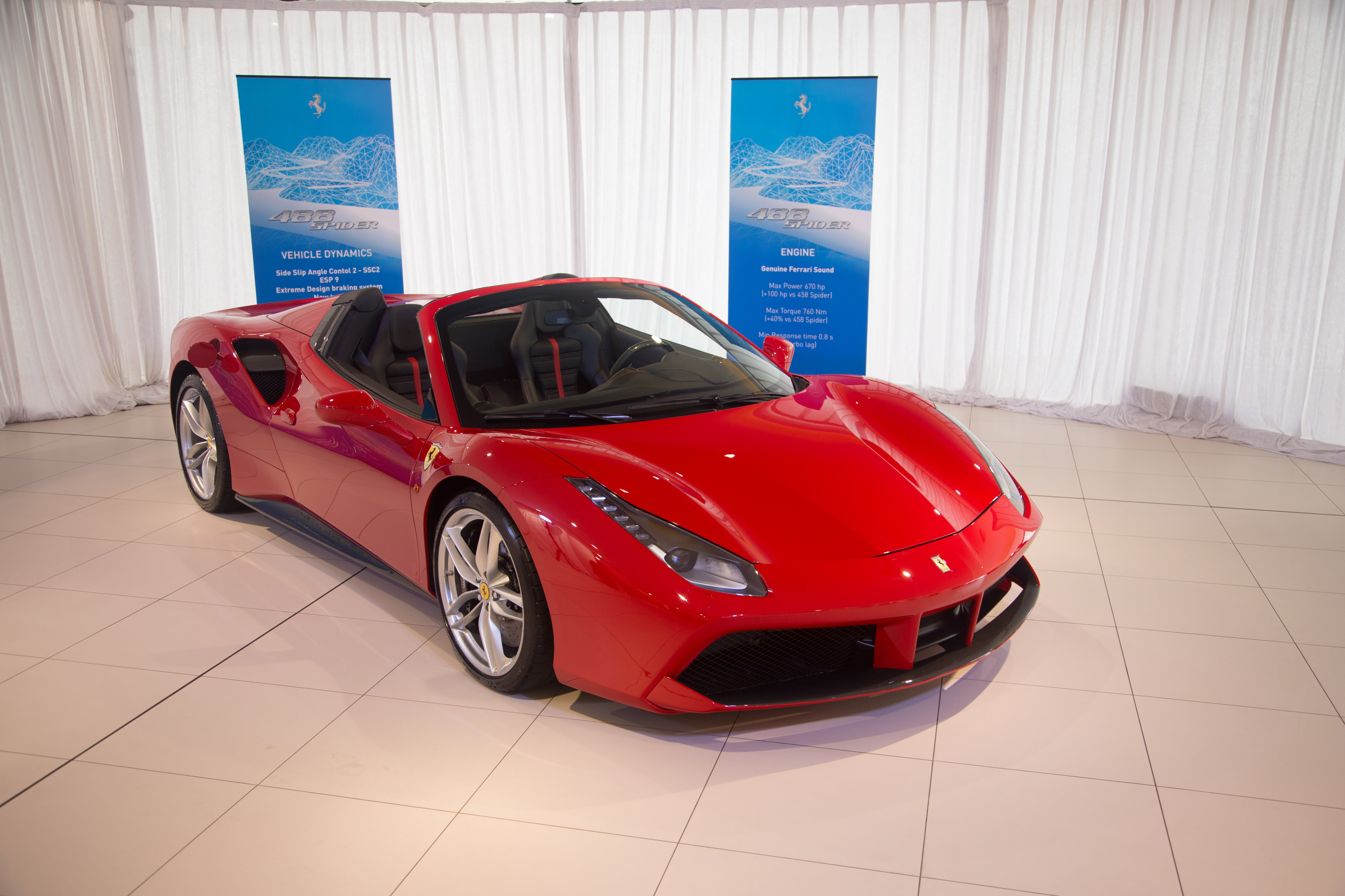 2018 ferrari 488 spider for sale. modren 2018 2016 ferrari 488 spider revealed in australia throughout 2018 ferrari spider for sale