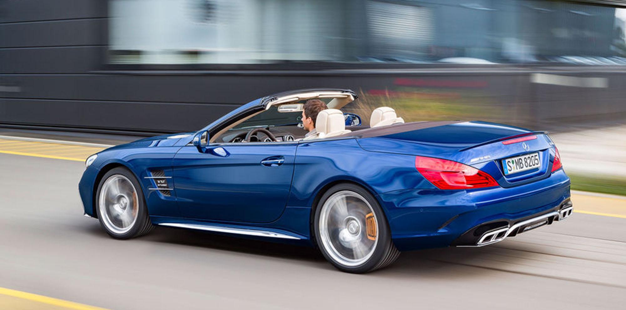 2016 mercedes benz sl facelift leaked online photos 1 of 9 for Mercedes benz online