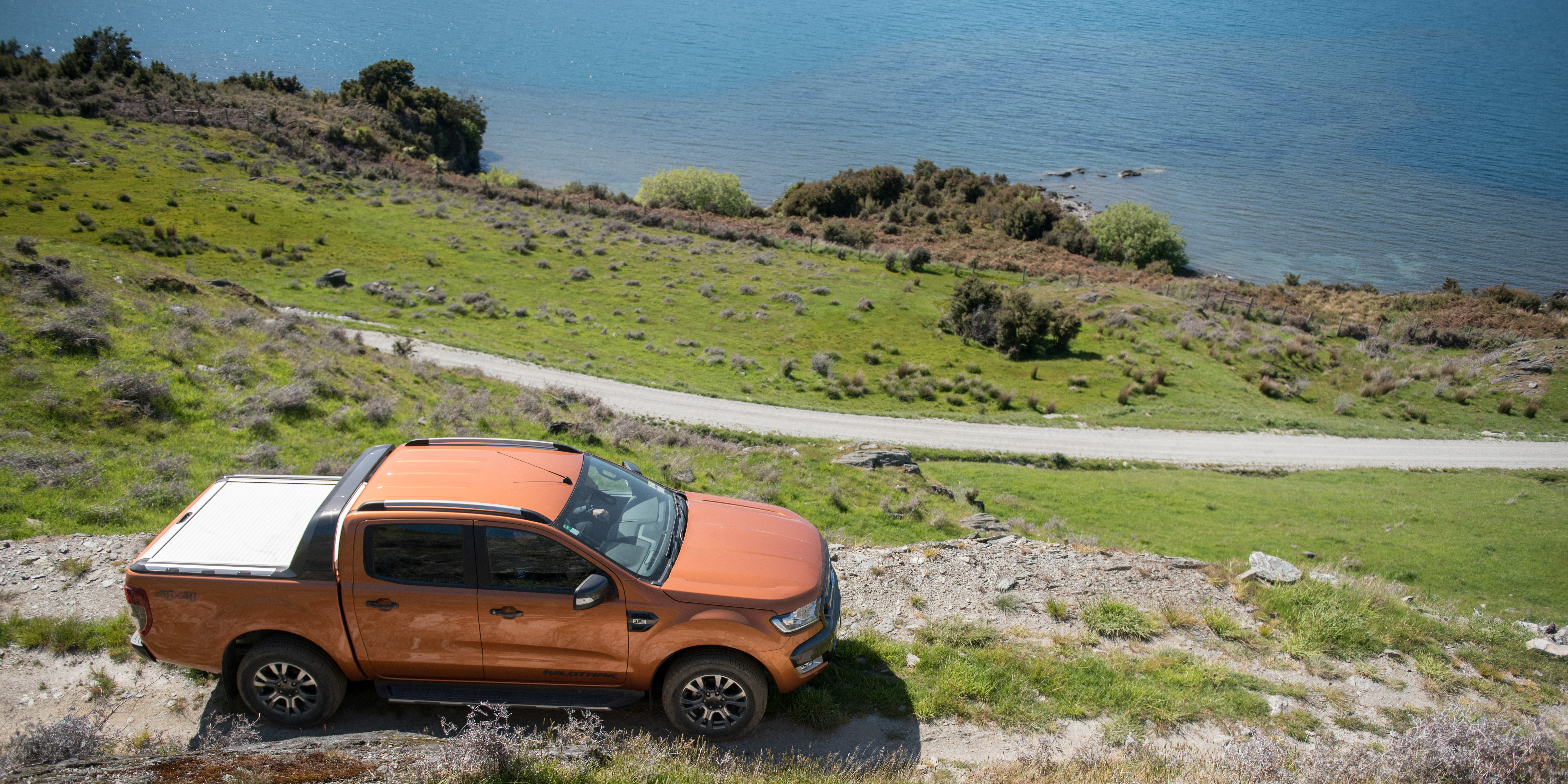 Model 2016 Ford Ranger  Lifestyle Adventure In New Zealand