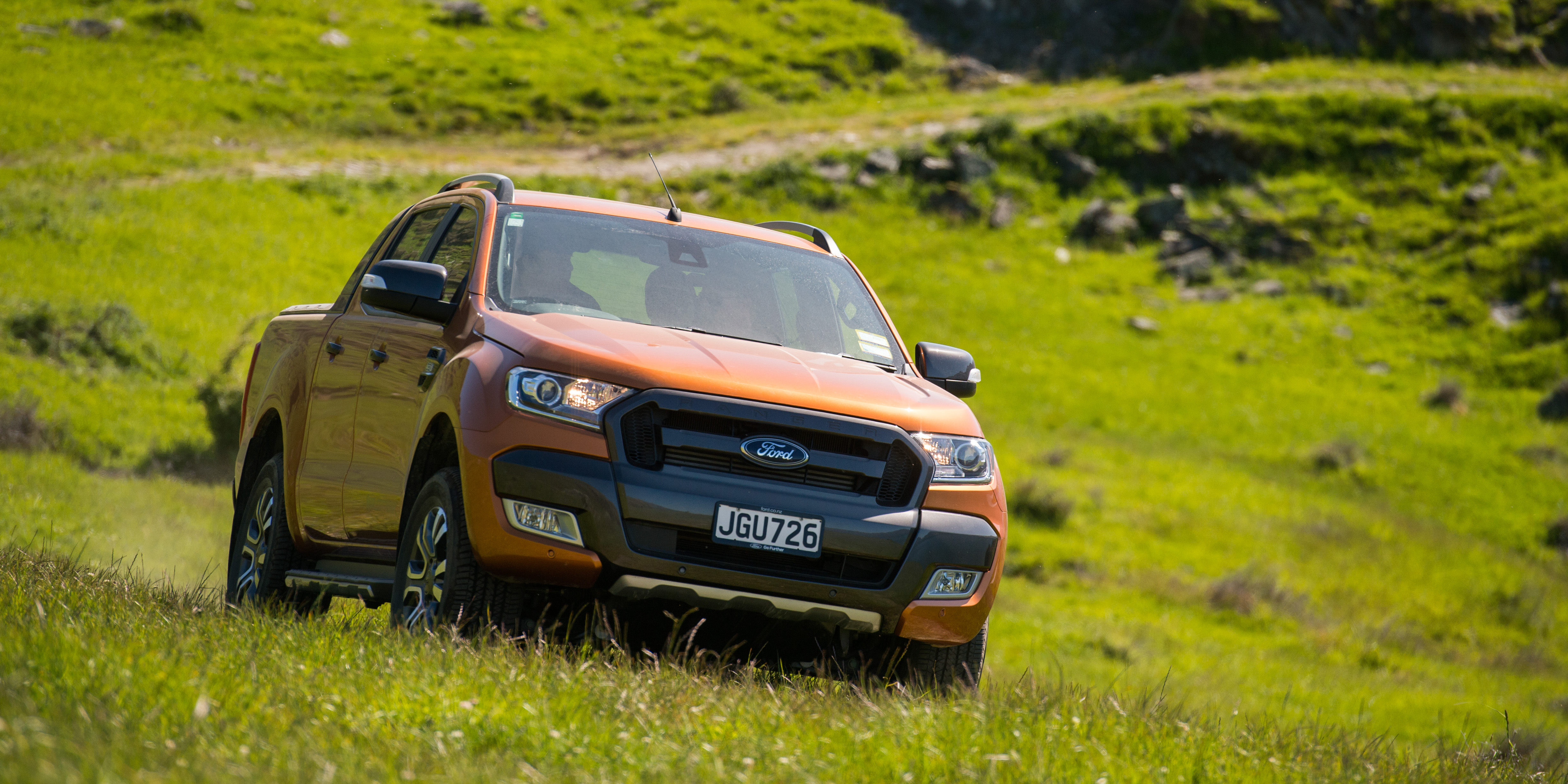 Awesome 2016 Ford Ranger  Lifestyle Adventure In New Zealand