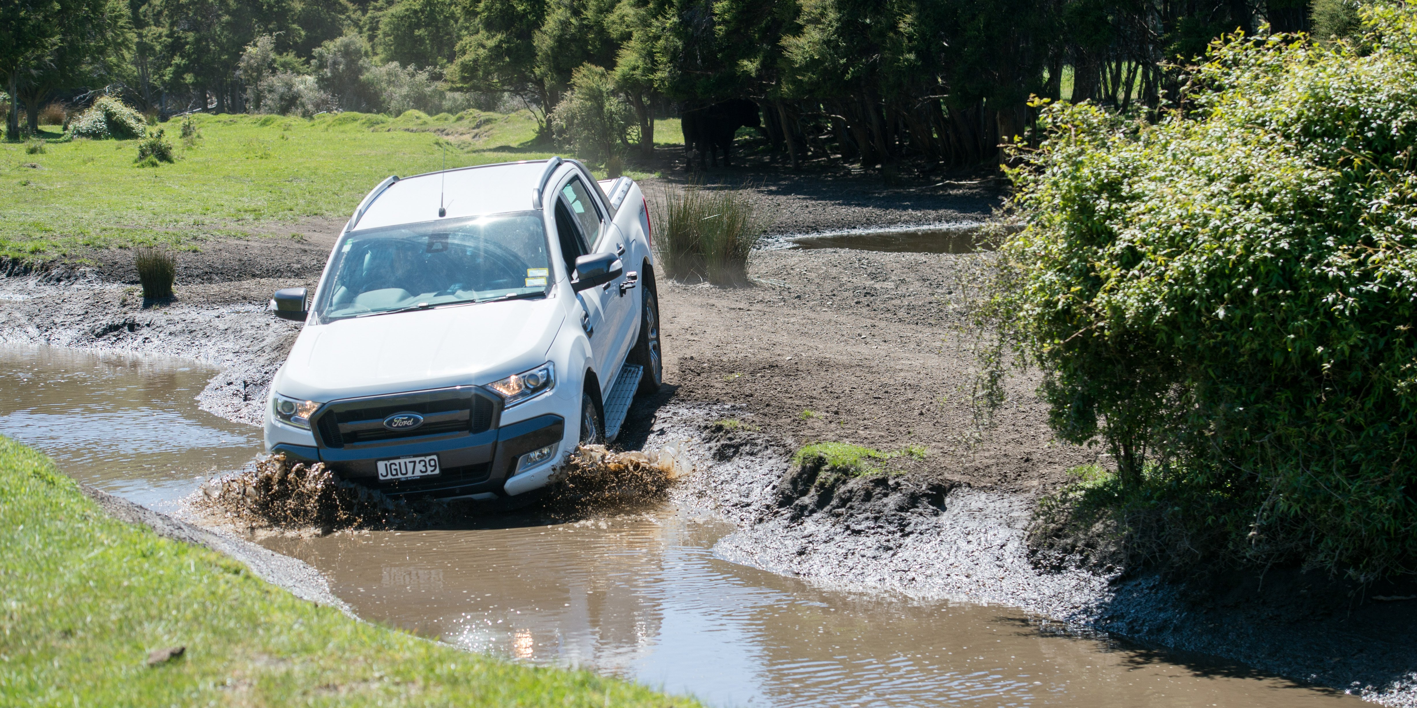 Beautiful 2016 Ford Ranger  Lifestyle Adventure In New Zealand