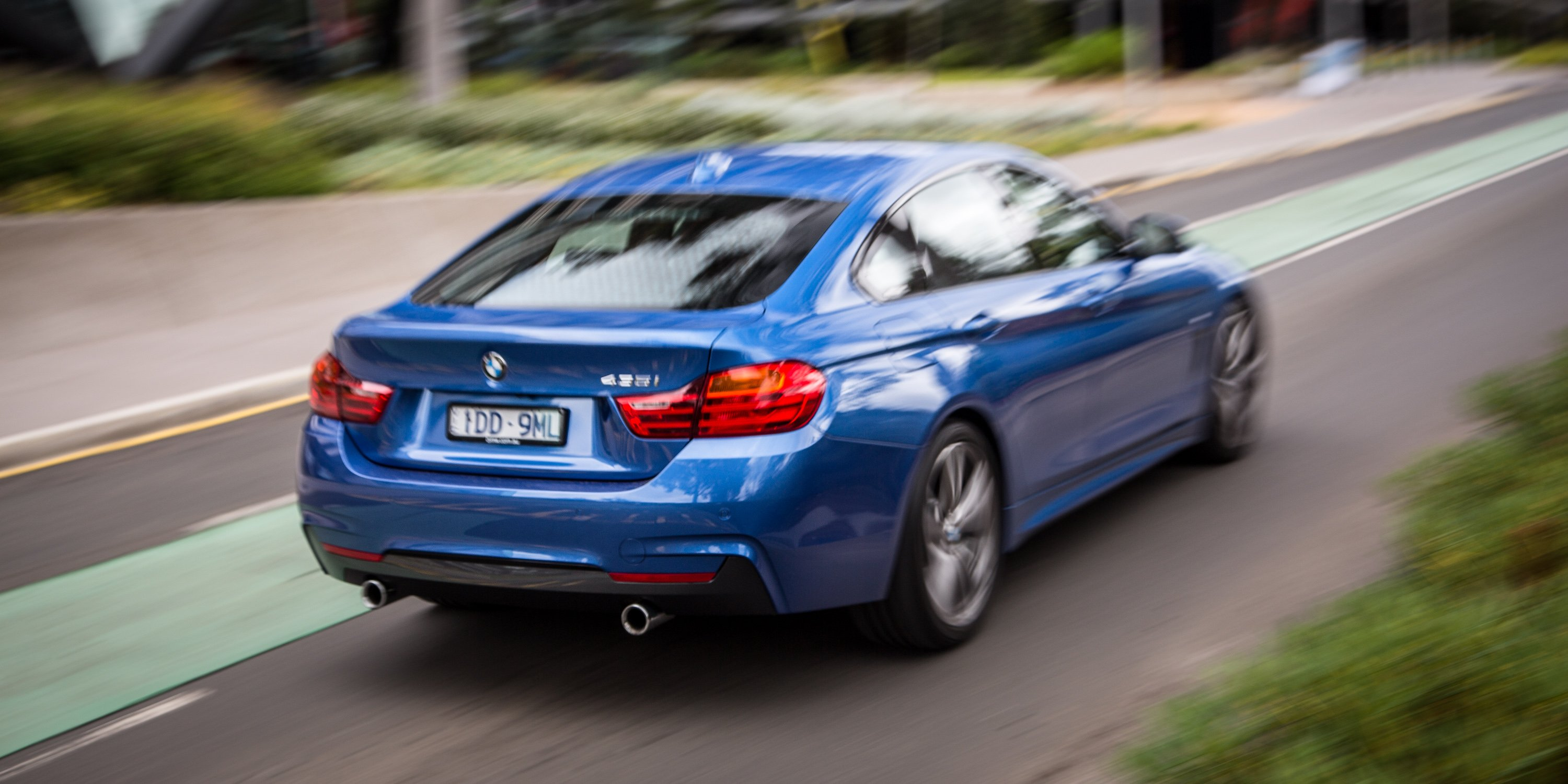 2015 bmw 435i gran coupe review caradvice. Black Bedroom Furniture Sets. Home Design Ideas