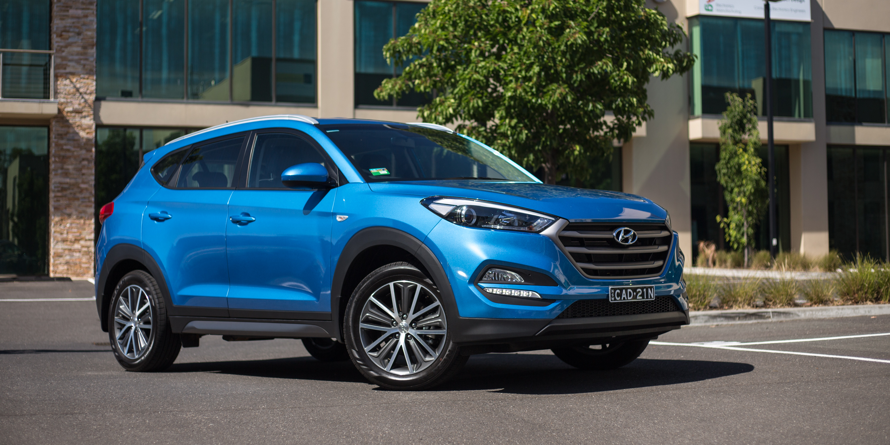 2016 Hyundai Tucson Active X Review: Long-term report one ...