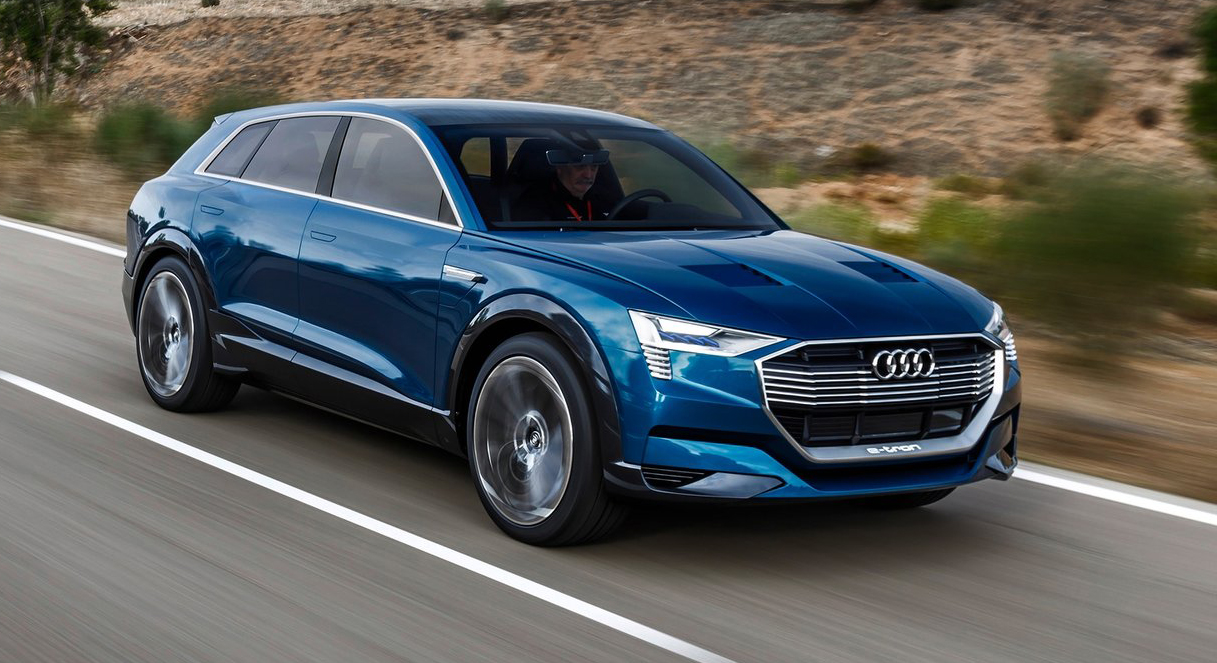 2019 Audi E-tron:: All-electric SUV To Go Without Q6