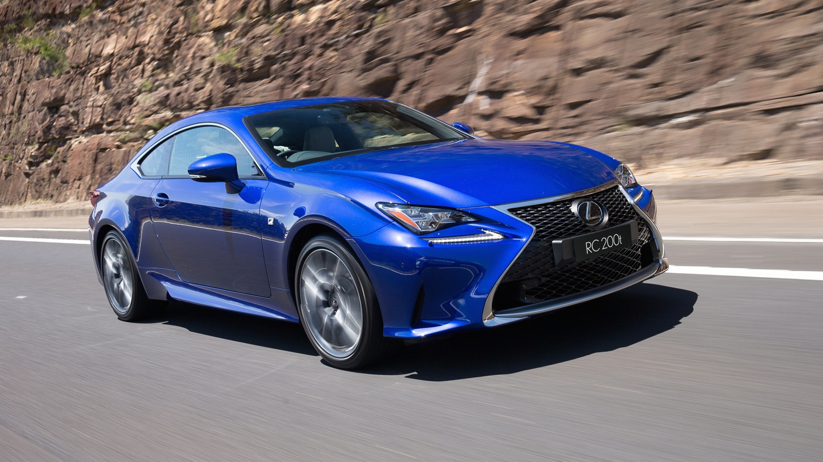 2016 Lexus Rc200t Review Caradvice