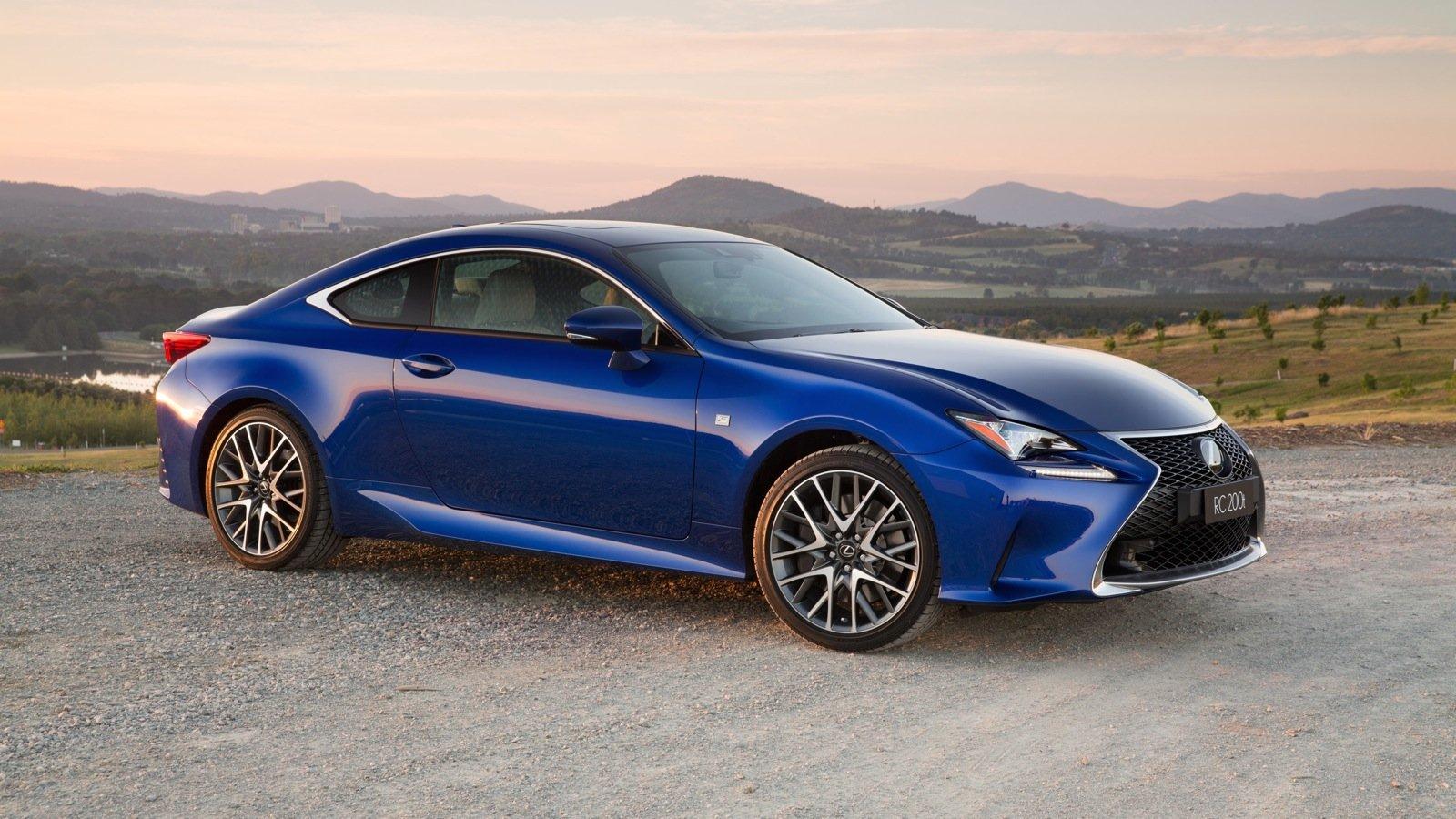 2016 Lexus Rc200t Review Caradvice