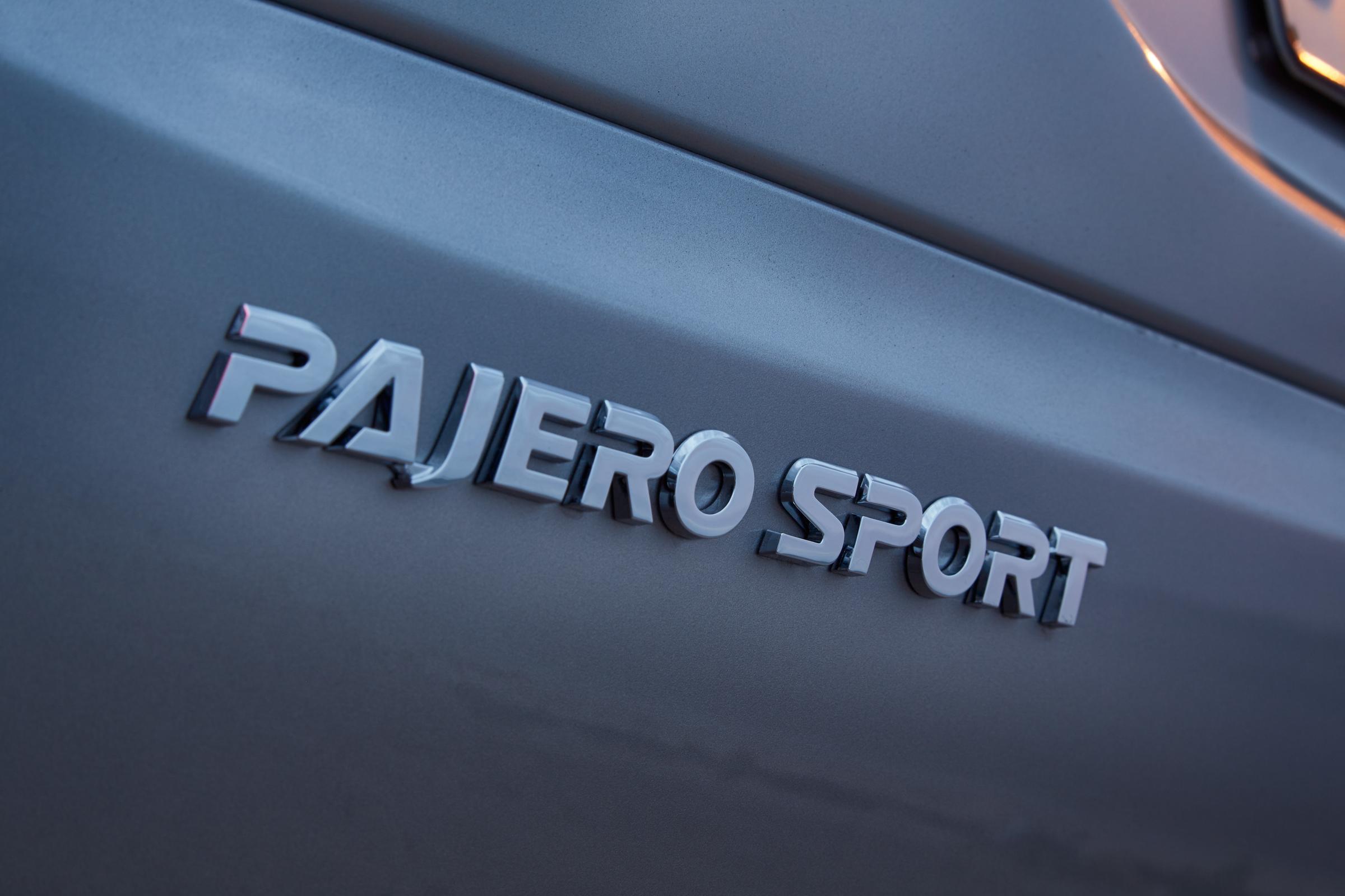 2016 Mitsubishi Pajero Sport Review - Photos