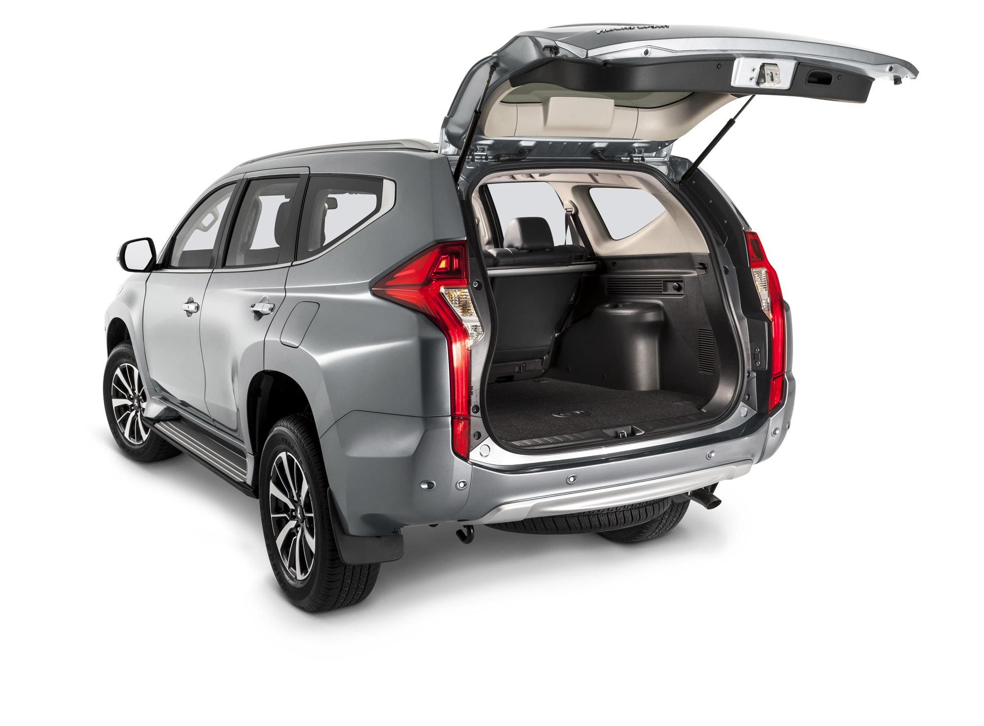 2016 Mitsubishi Pajero Sport Review Caradvice