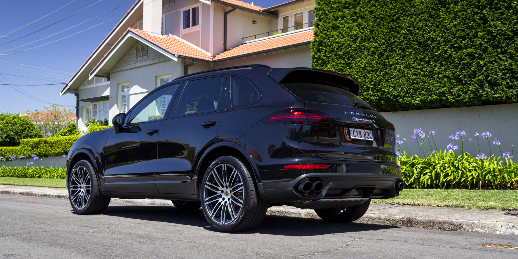 2016 Porsche Cayenne Turbo S Review Caradvice