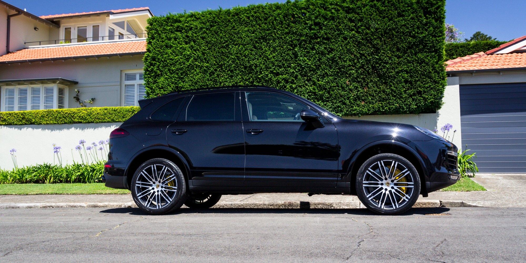 2016 Porsche Cayenne Turbo S Review  Photos  CarAdvice