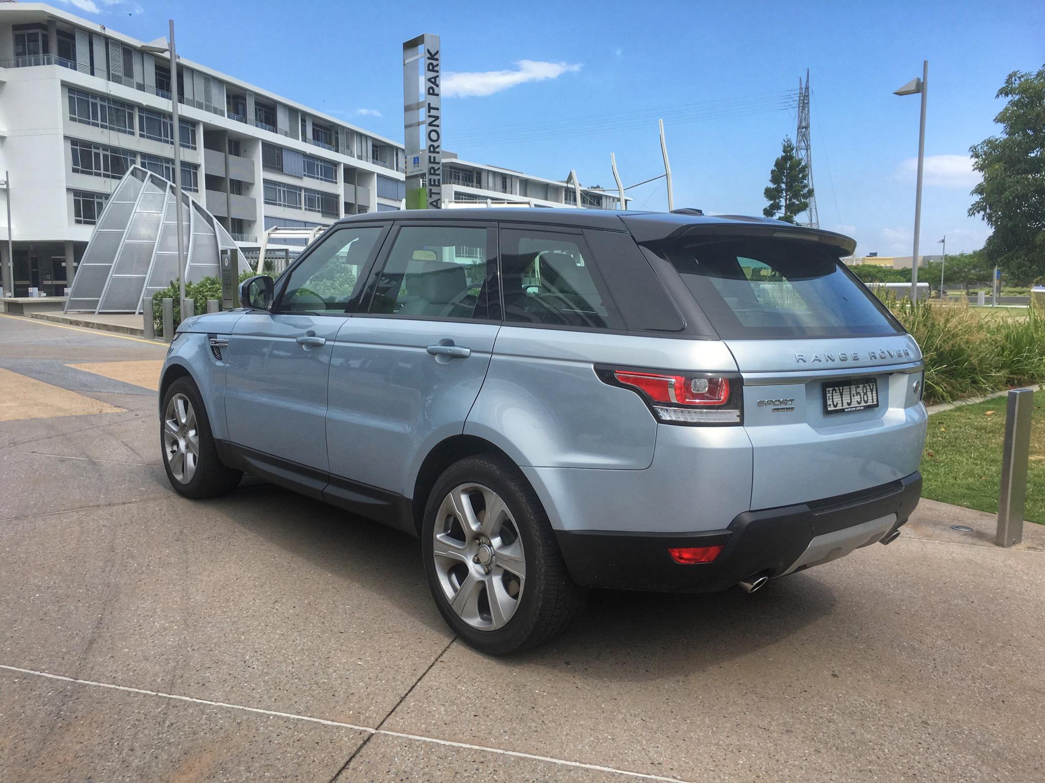 2016 Range Rover Sport Hybrid Review