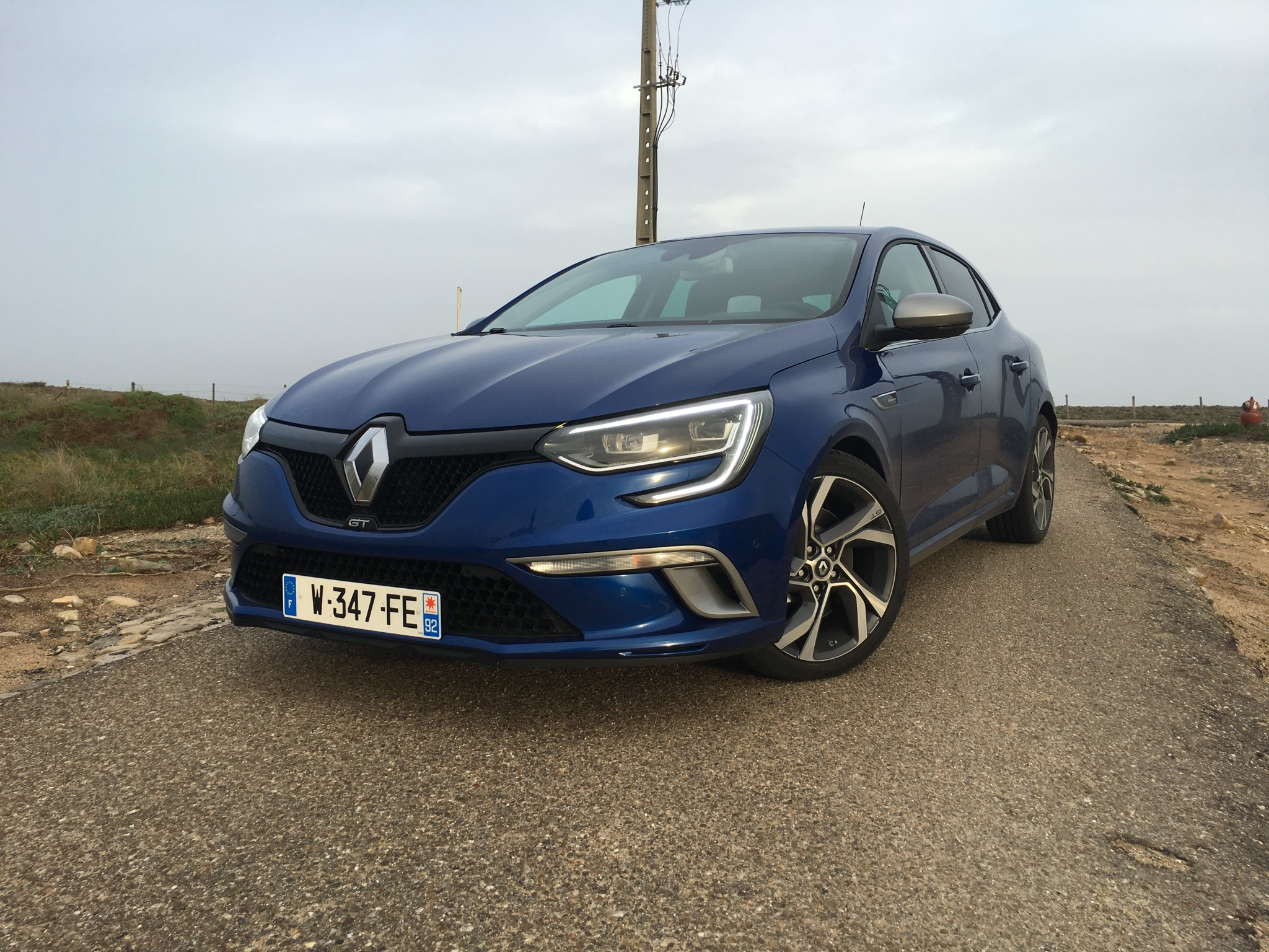 2018 renault megane. brilliant megane 2018 renault megane rs to feature awd over 225kw  report with renault megane l