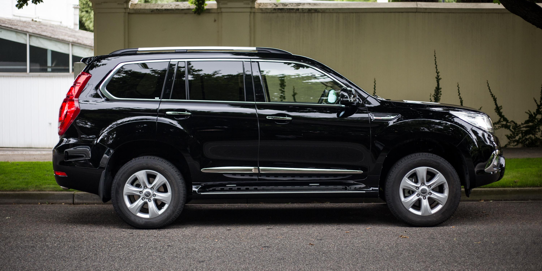 Elegant 2016 Haval H9 Review  CarAdvice