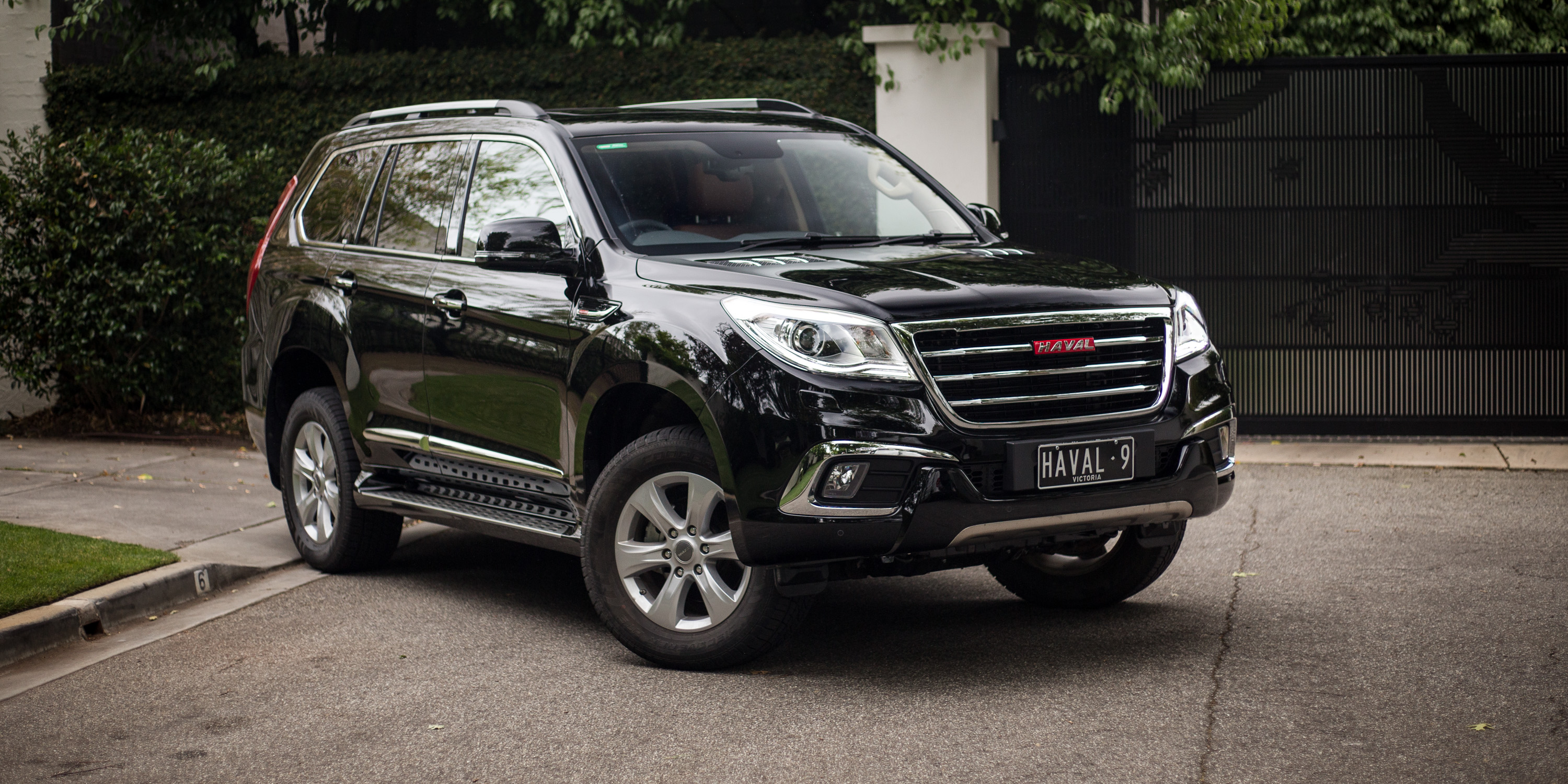 New 2016 Haval H9 Review  CarAdvice