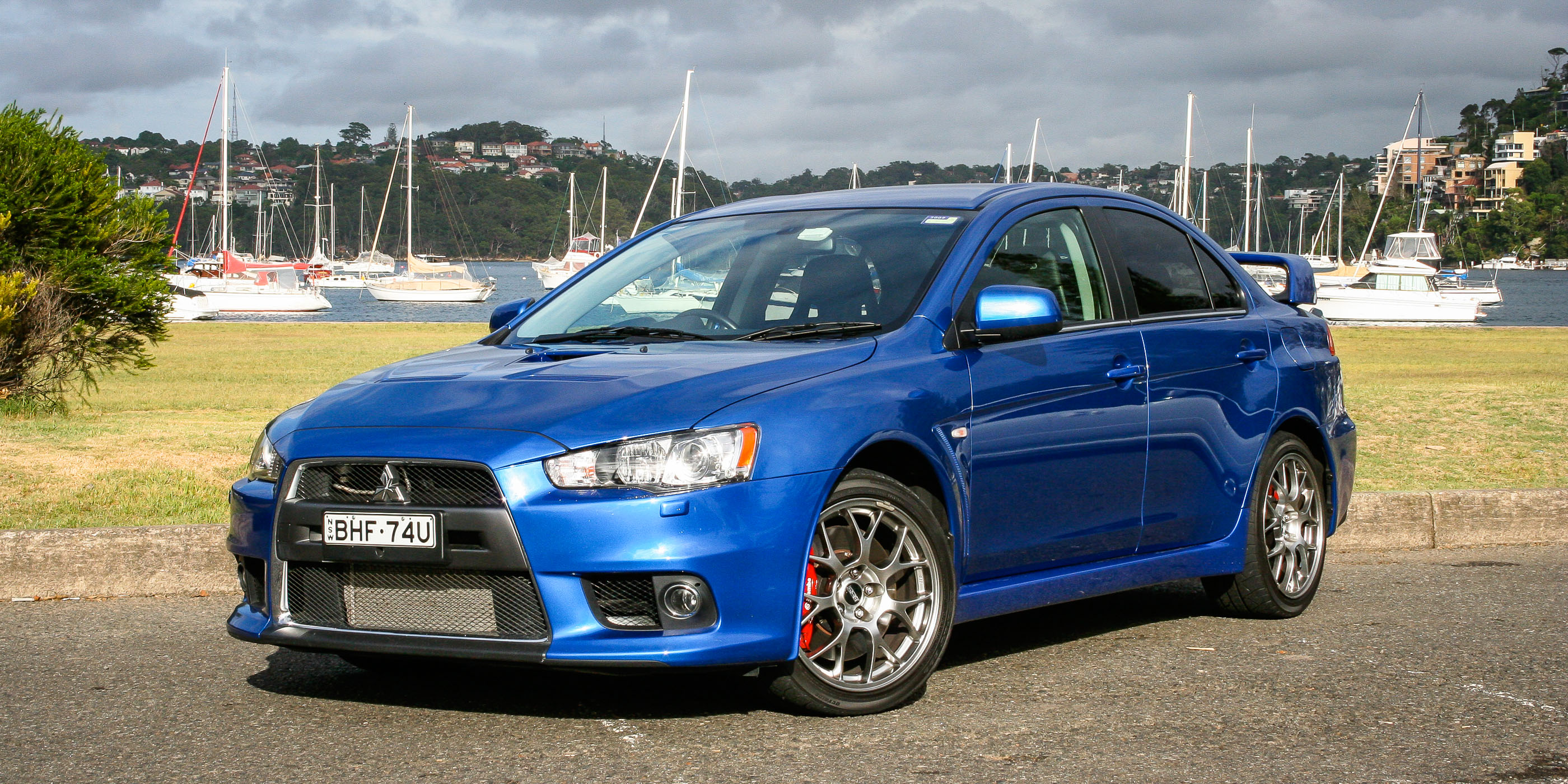 2016 Mitsubishi Lancer Evolution X Review : Final Edition ...