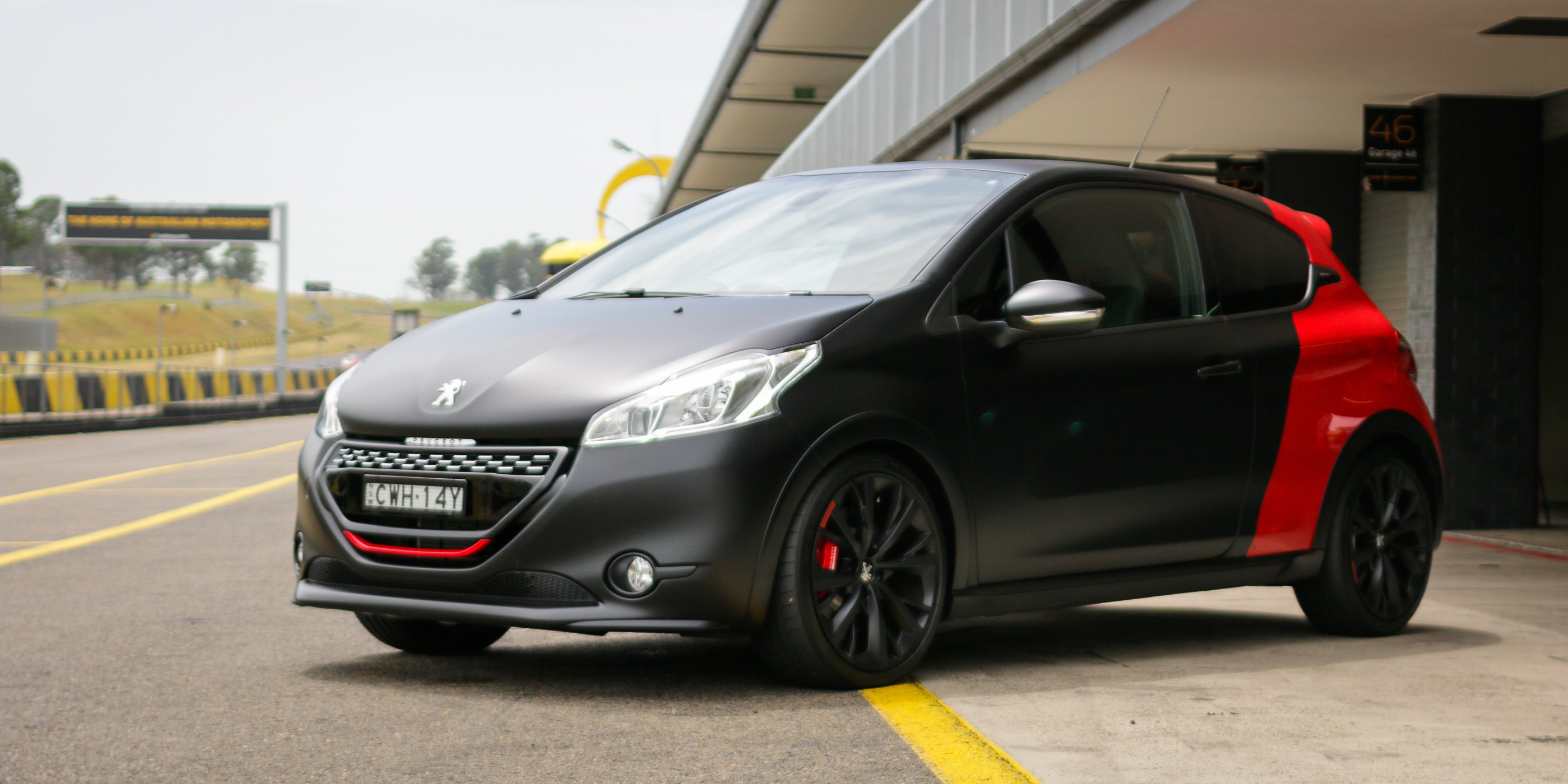 Model 2016 Peugeot 308 GTi Review  Quick Drive  CarAdvice