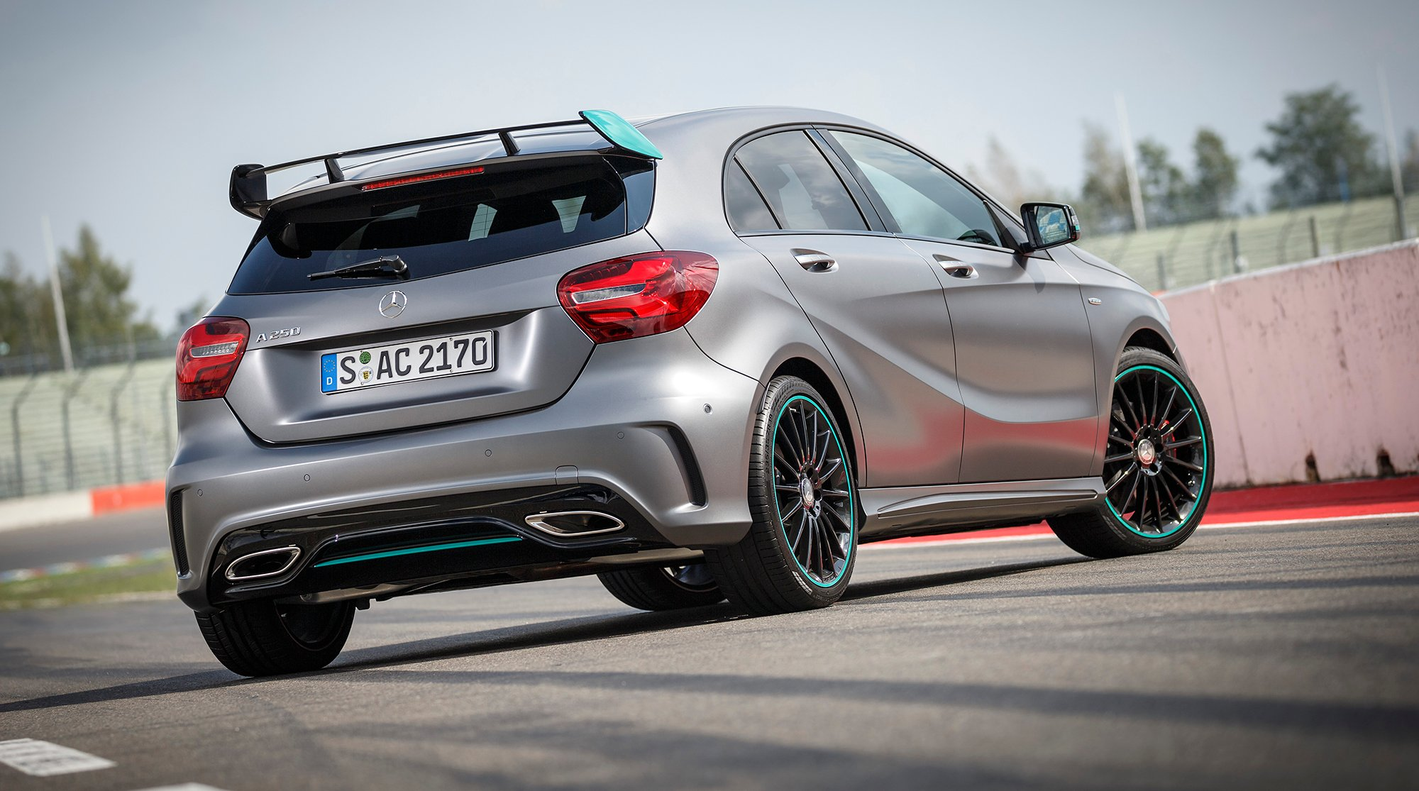 2016 mercedes benz a class amg a45 pricing and for New mercedes benz price