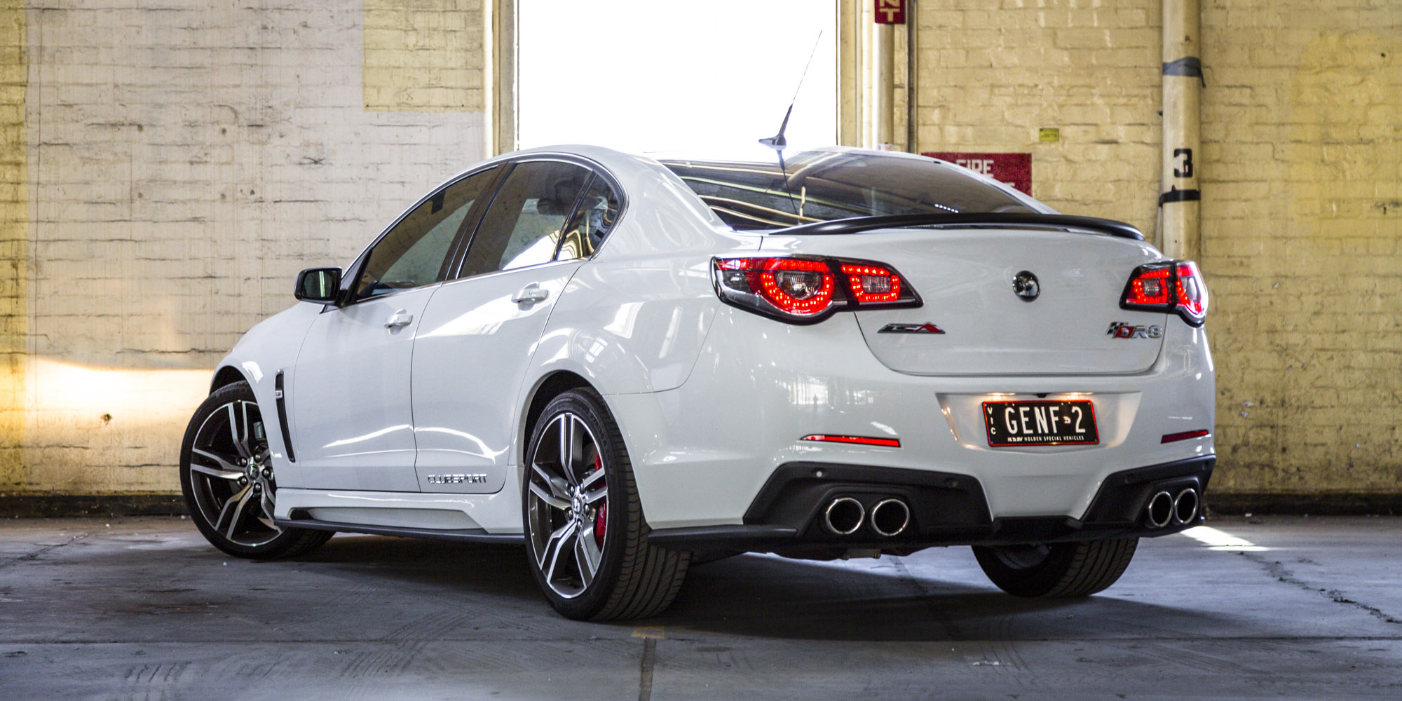 2016 hsv clubsport r8 lsa review caradvice