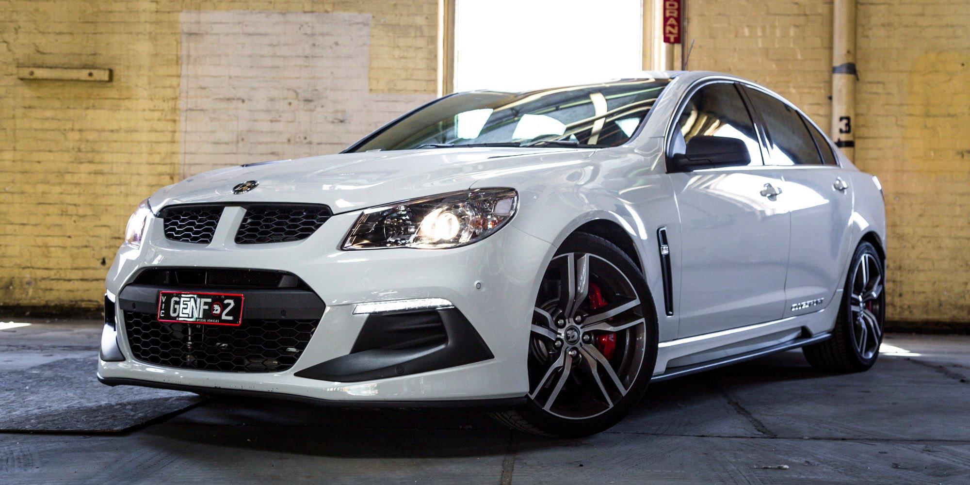 Wonderful Videos 2016 Holden Vfii Commodore Bimodal Exhaust Sound Off 2016