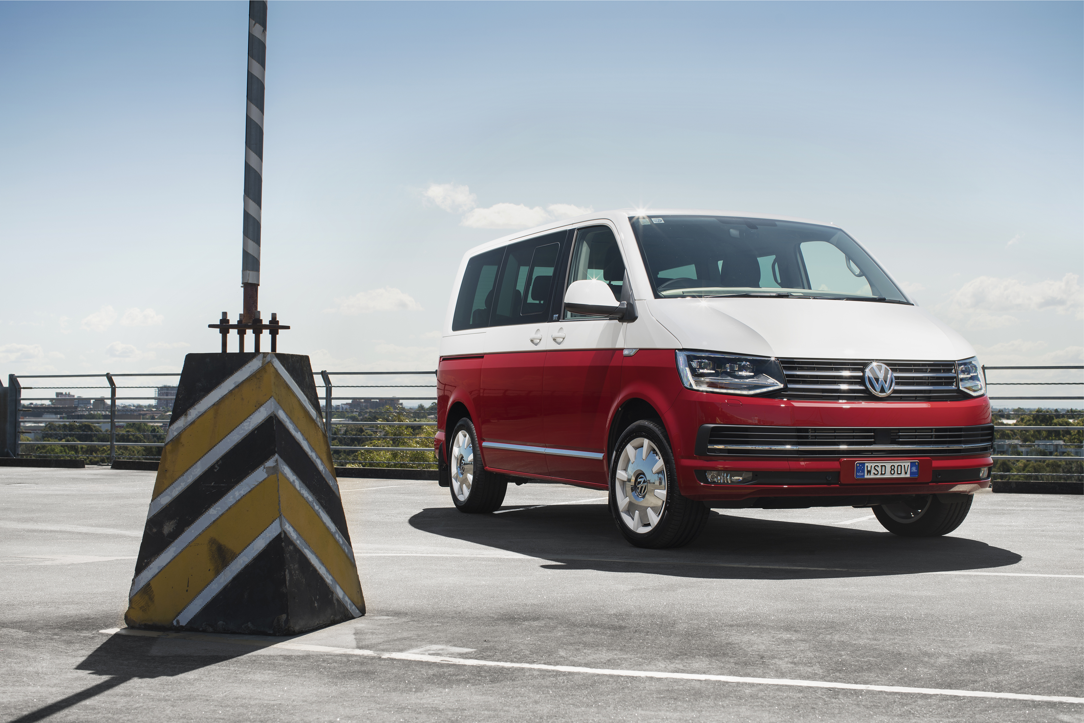 2016 Volkswagen Multivan and Caravelle people-movers ...