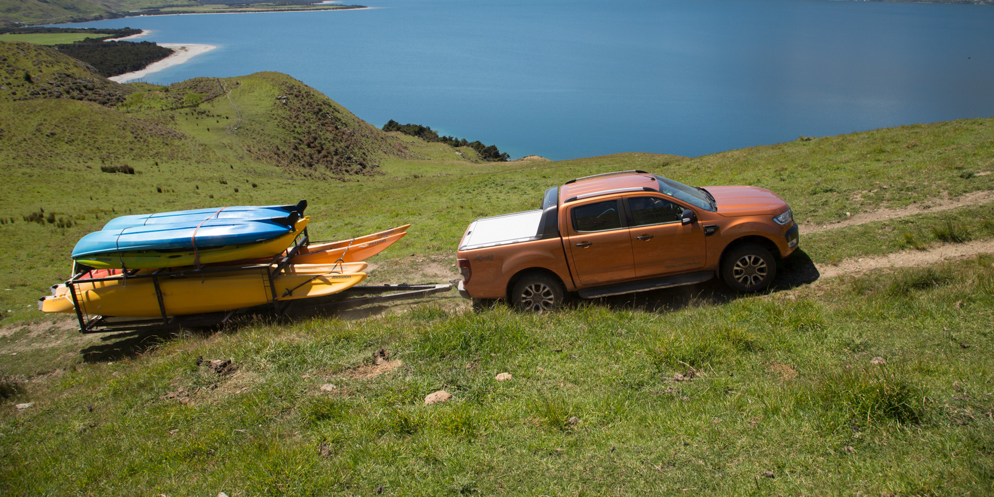Wonderful 2016 Ford Ranger  Lifestyle Adventure In New Zealand