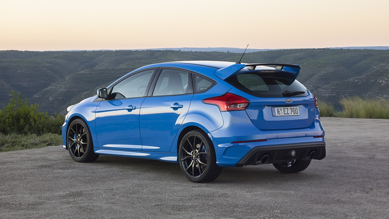2016 ford focus rs review photos caradvice