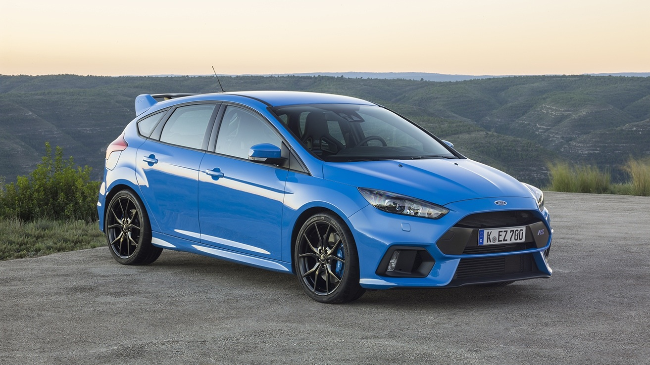 2016 ford focus rs review caradvice. Black Bedroom Furniture Sets. Home Design Ideas