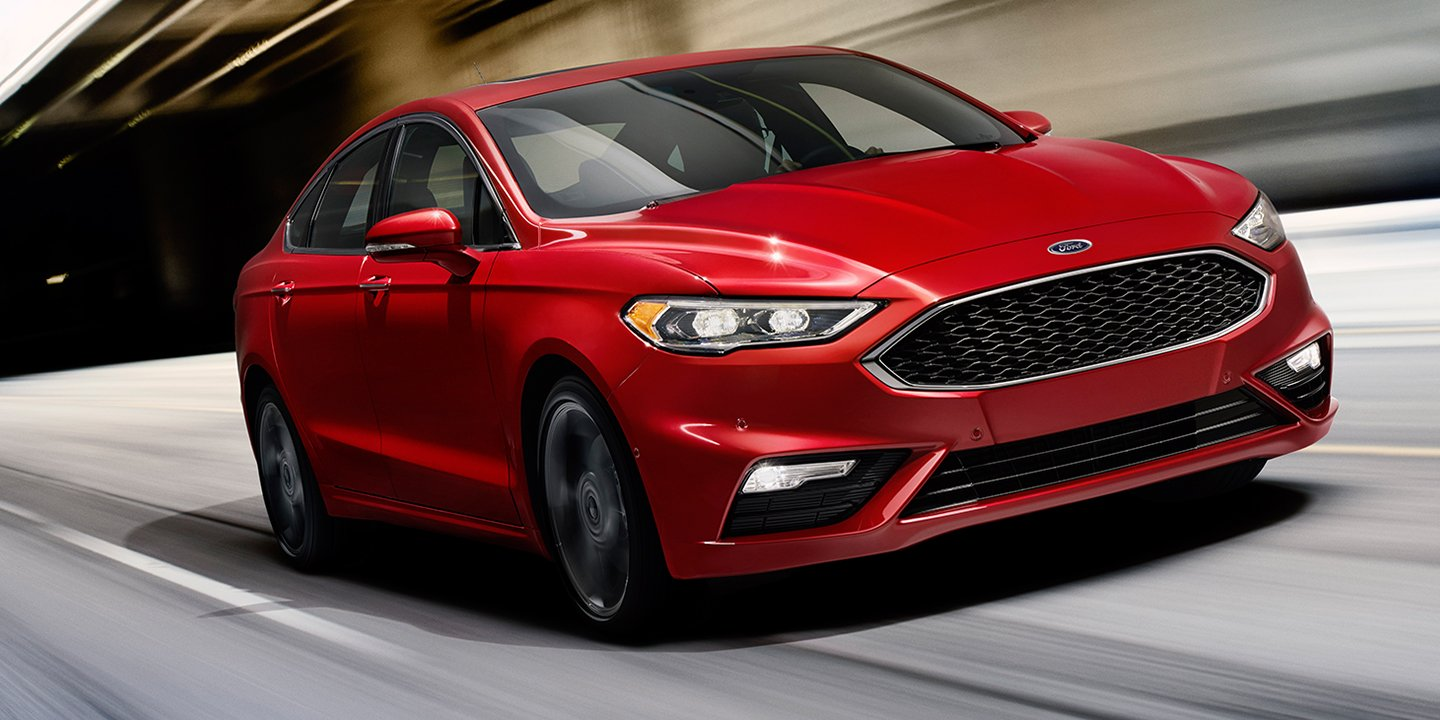 2016 ford fusion mondeo unveiled twin turbo v6 headlines. Black Bedroom Furniture Sets. Home Design Ideas