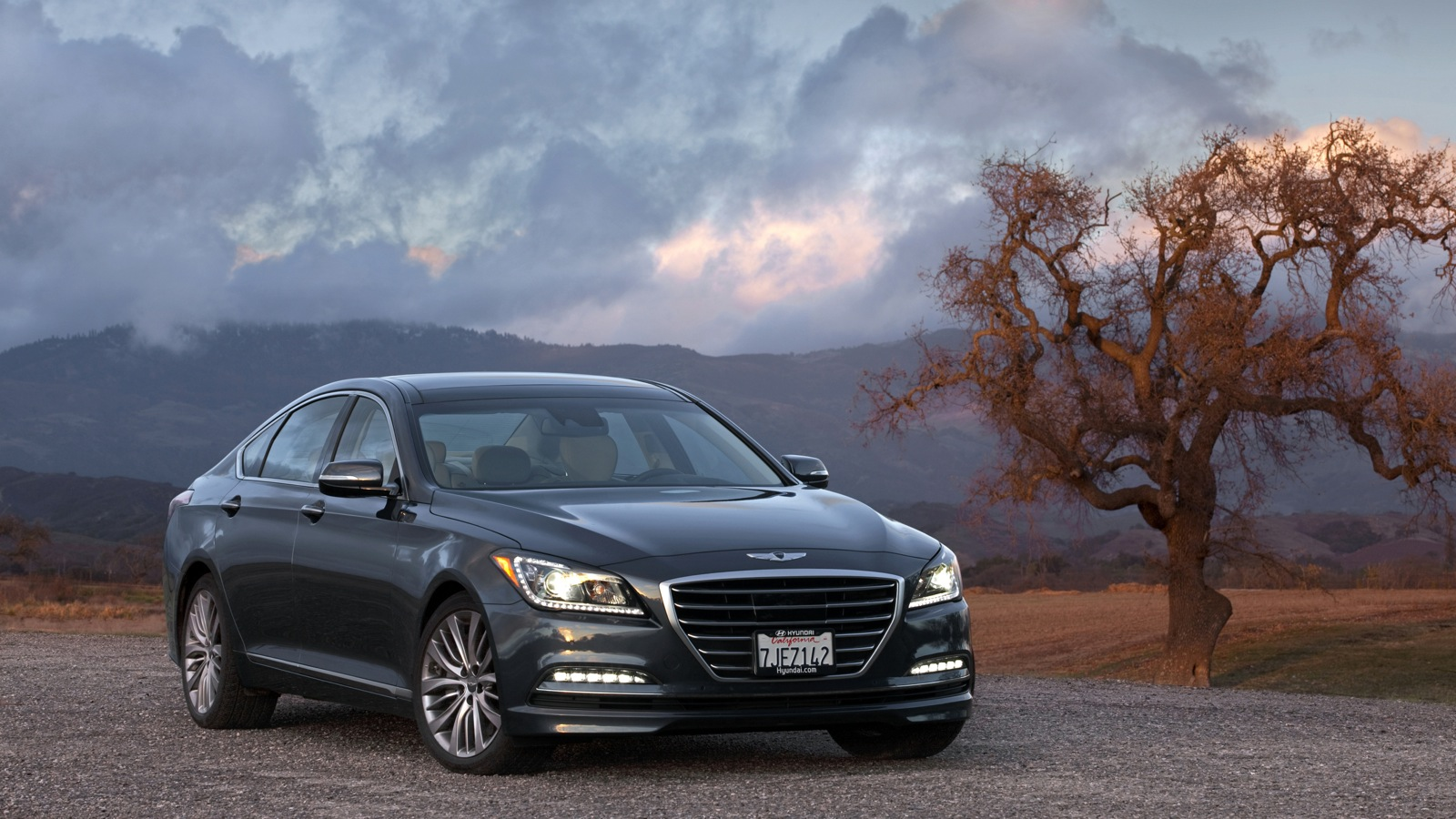 New 2016 Hyundai Genesis V8 Review  CarAdvice