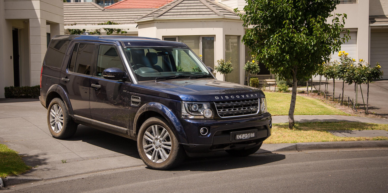 Ford Everest Titanium V Land Rover Discovery Sdv6 Se