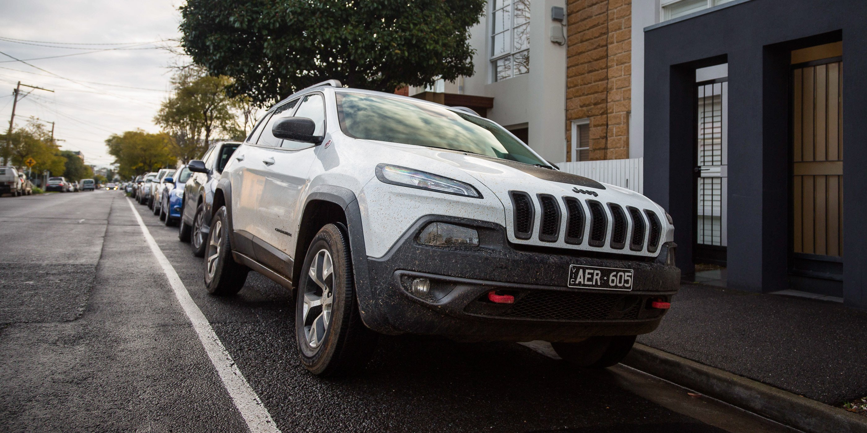 2016 jeep cherokee trailhawk review caradvice. Cars Review. Best American Auto & Cars Review