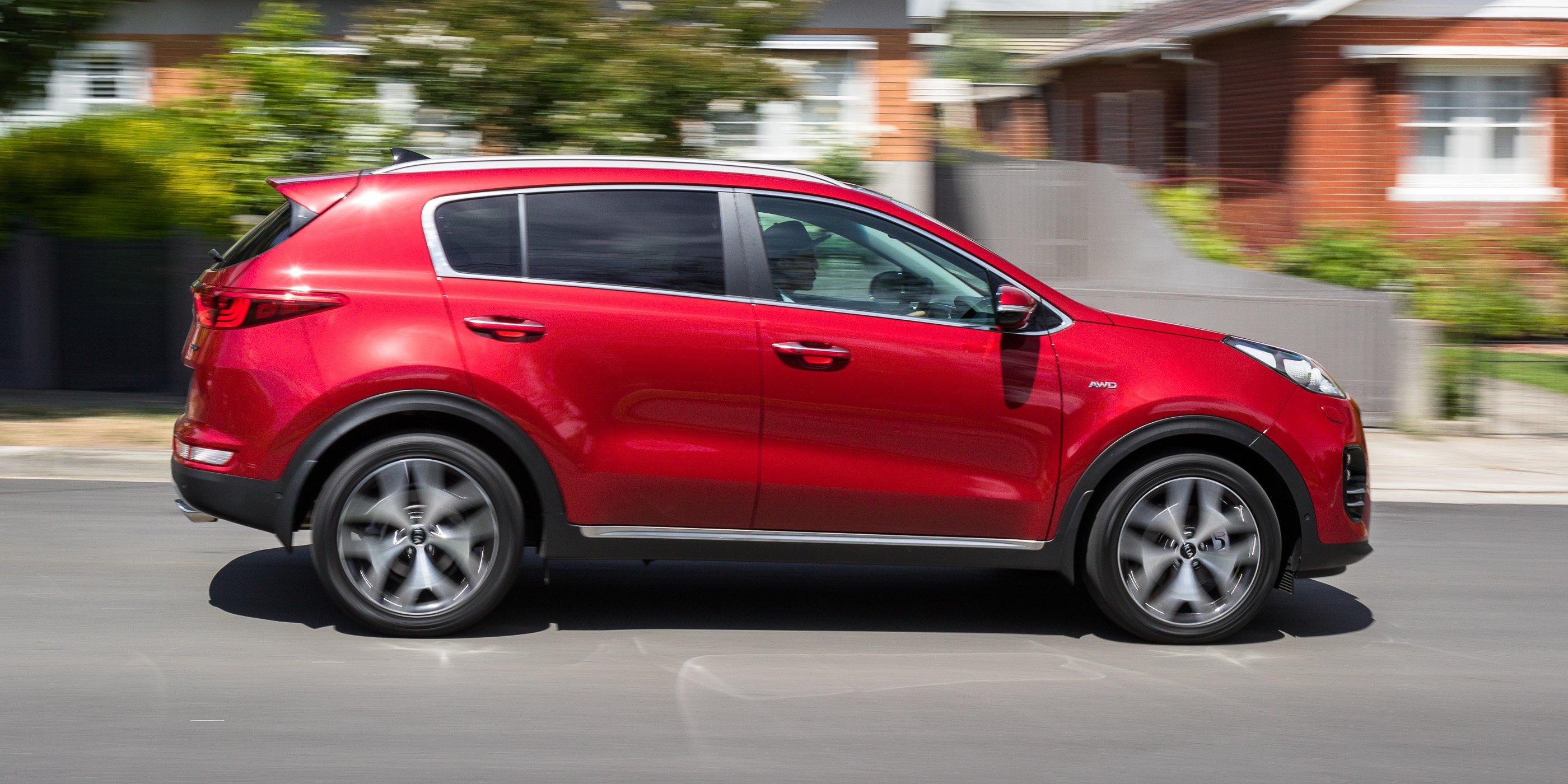 Lastest 2016 Kia Sportage Review  CarAdvice