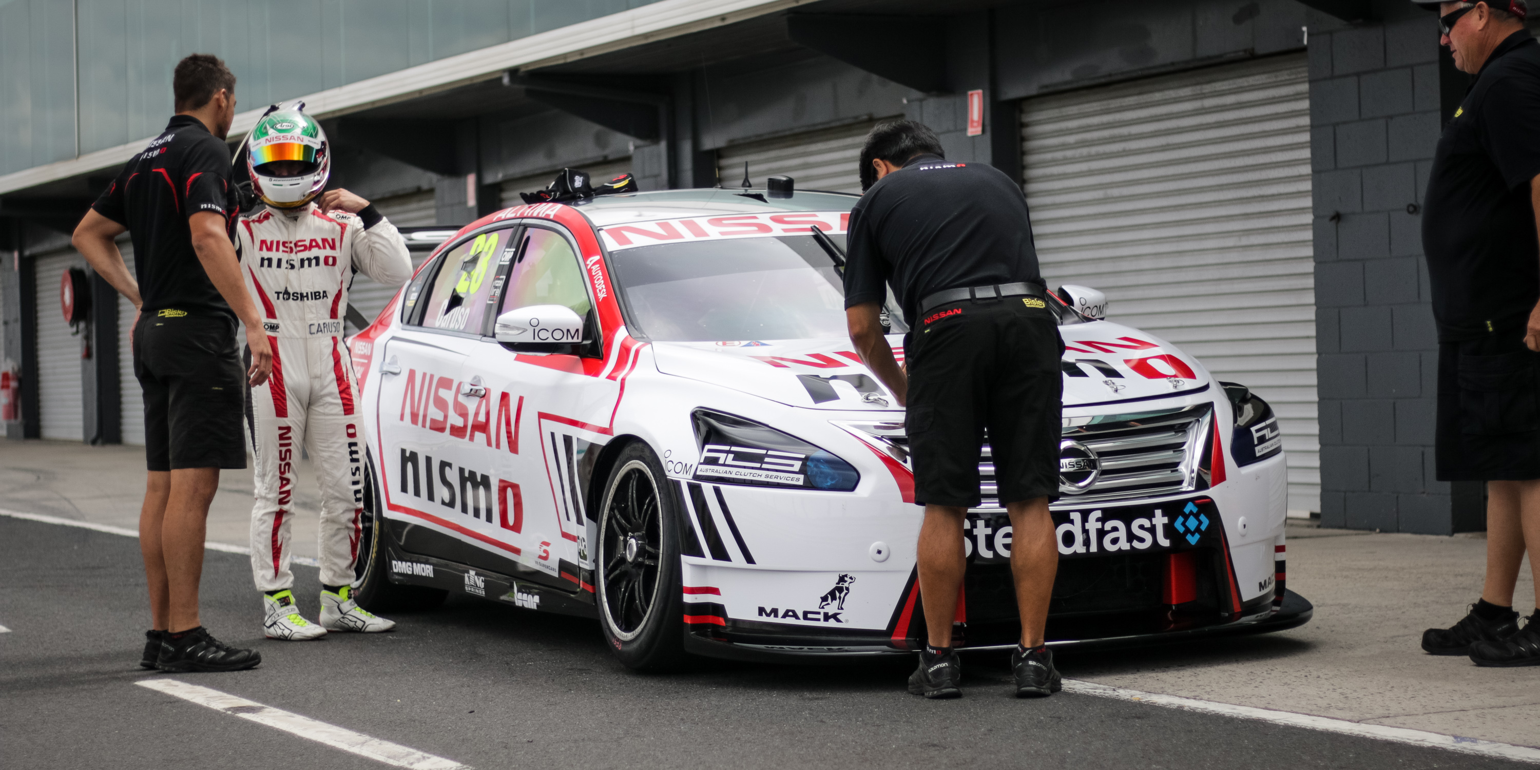 Nissan Not In Supercars To Sell Altima Racing Fans Favouring