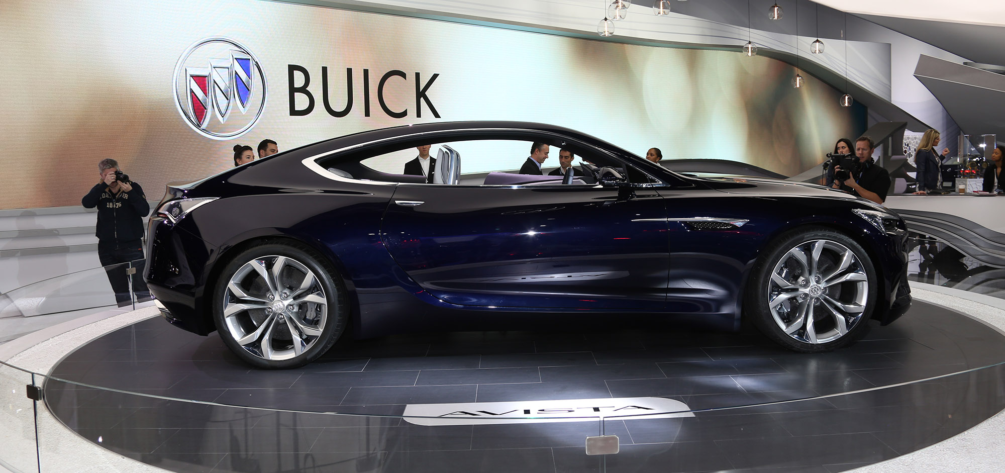 buick avista concept could preview new holden monaro photos 1 of 26. Black Bedroom Furniture Sets. Home Design Ideas