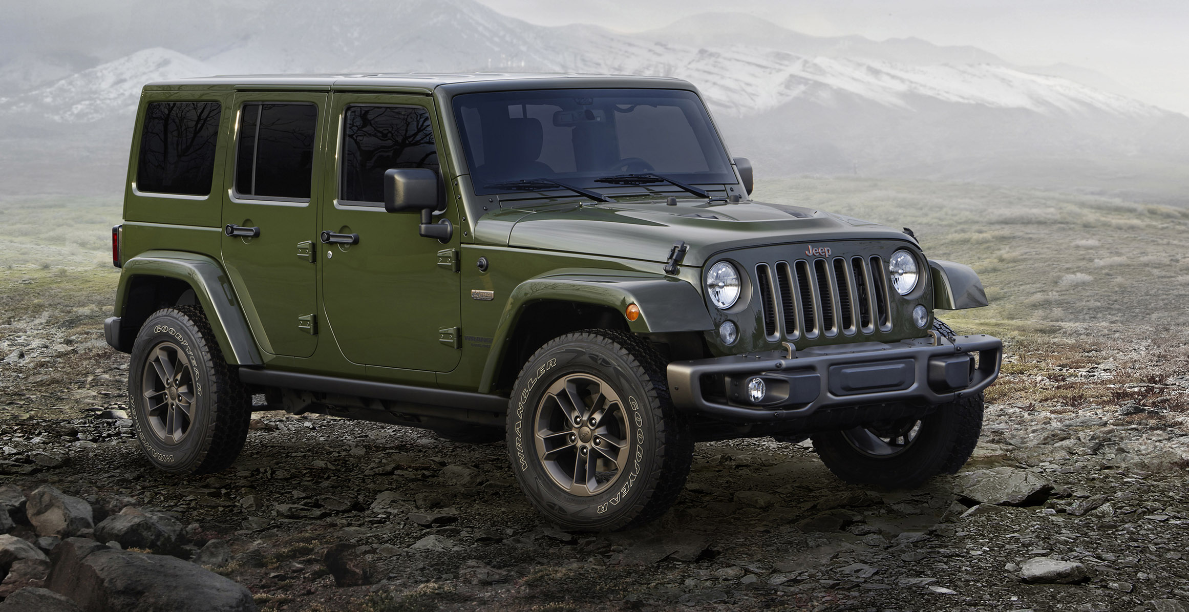 Jeep 75th Anniversary models revealed, Australian launch ...
