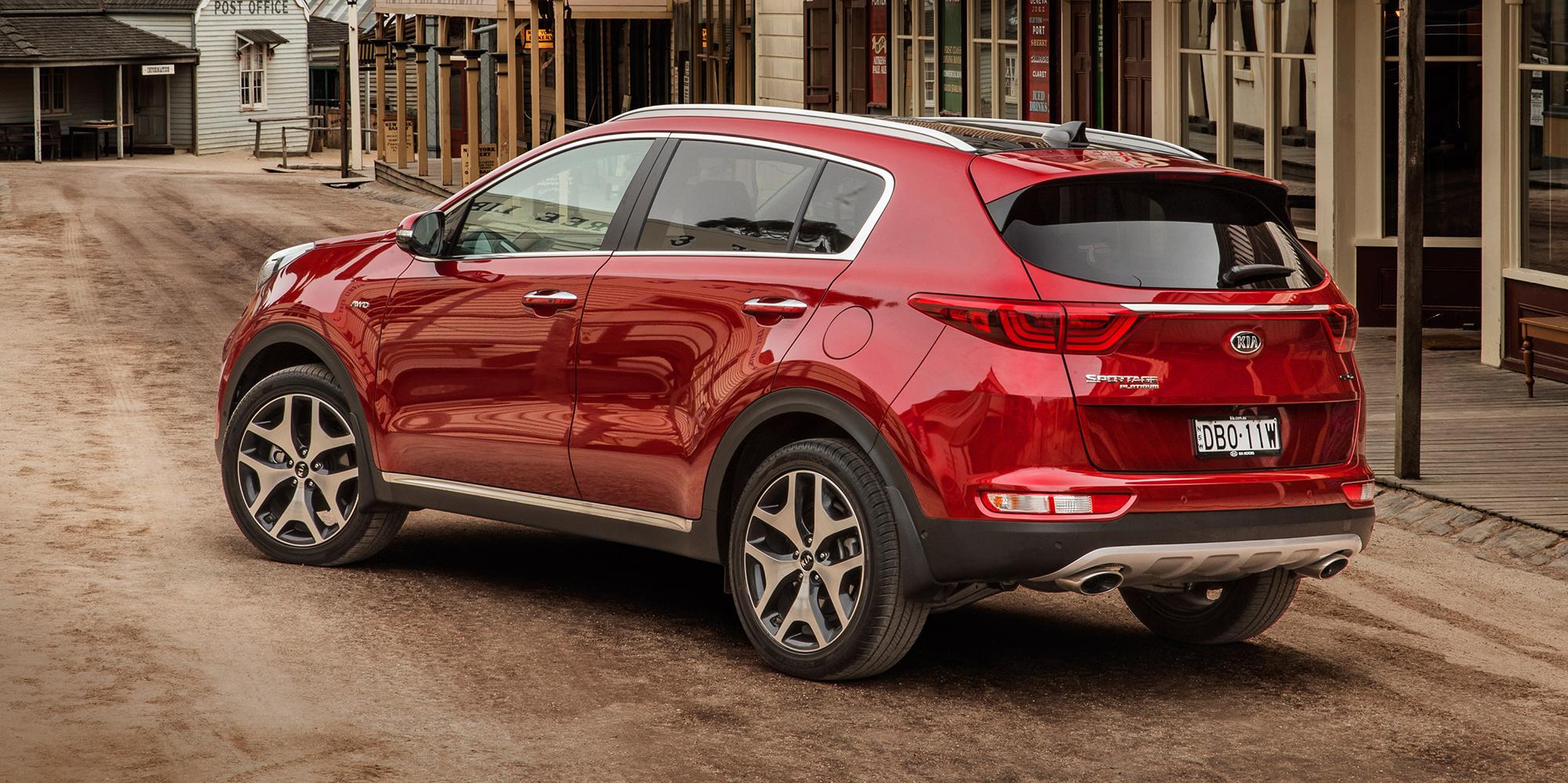 2016 Kia Sportage Review Caradvice