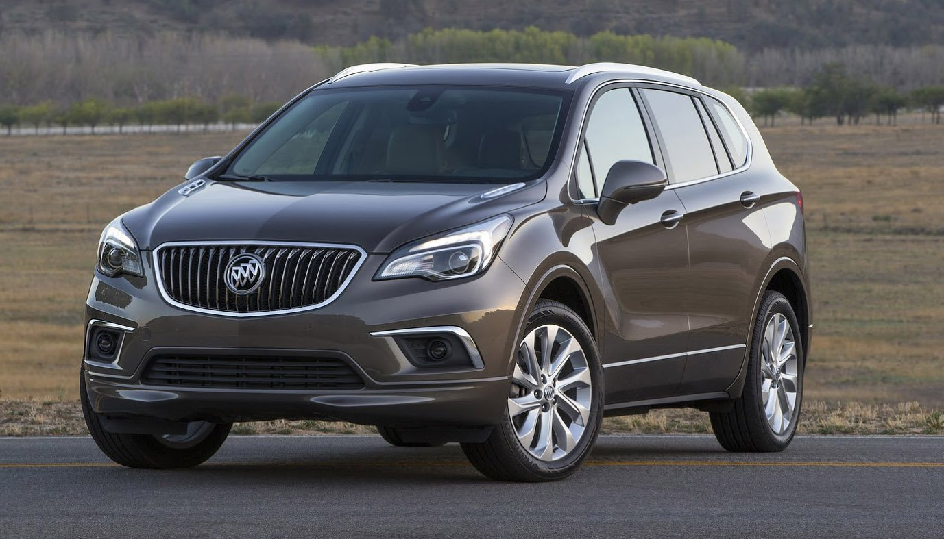 buick envision suv hits detroit could preview new holden captiva photos 1 of 12. Black Bedroom Furniture Sets. Home Design Ideas