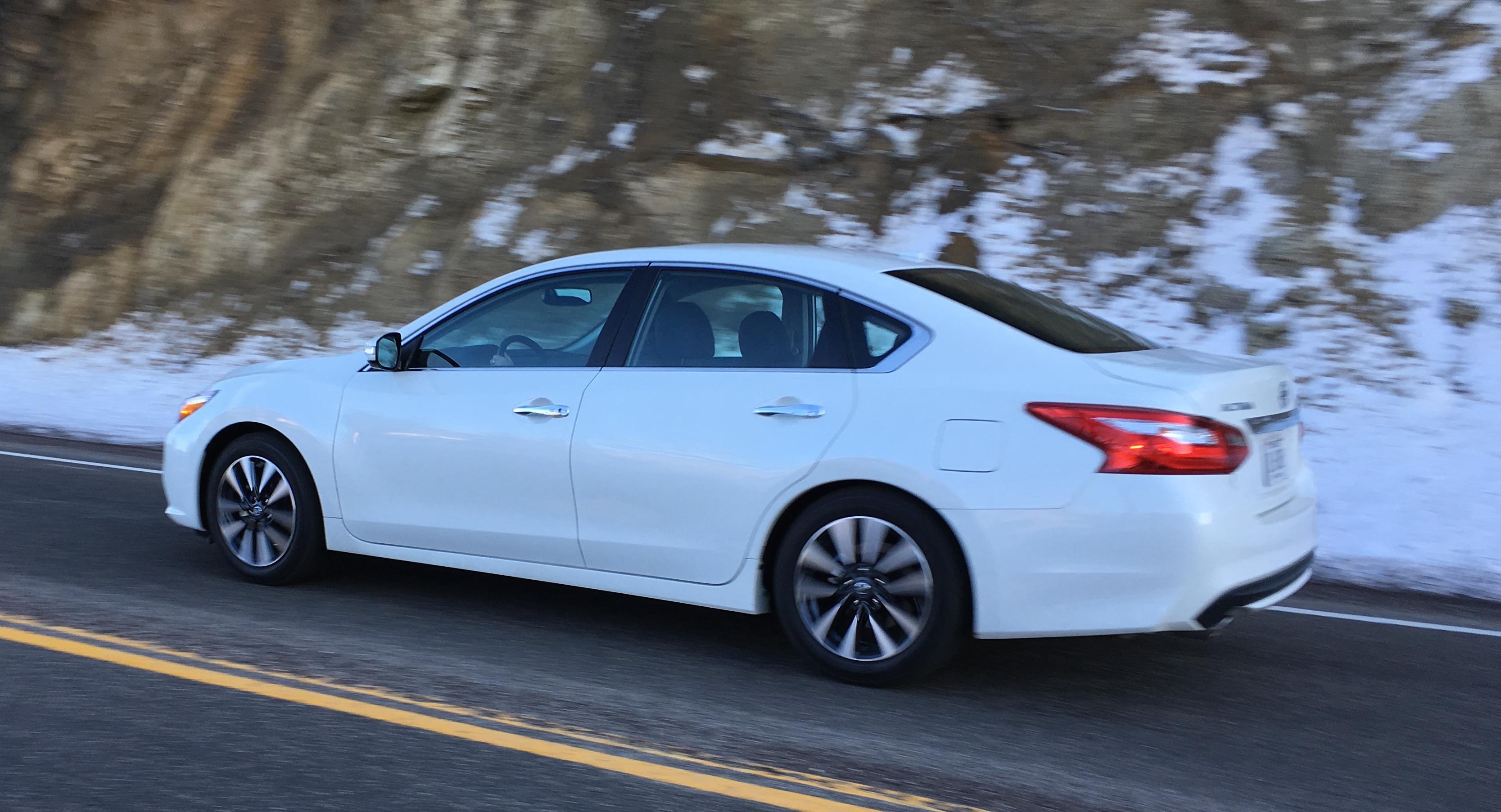 Brilliant 2016 Nissan Altima SL Review US Quick Drive  CarAdvice
